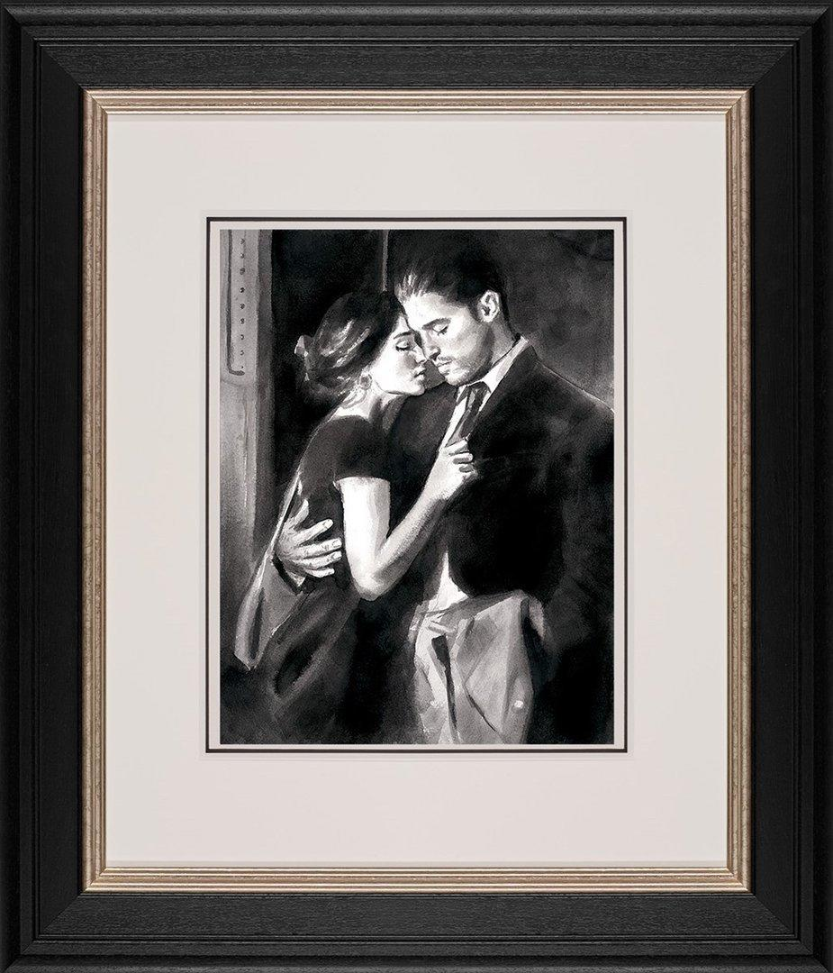 The Train Station V by Fabian Perez - canvas art print LPEZ1307