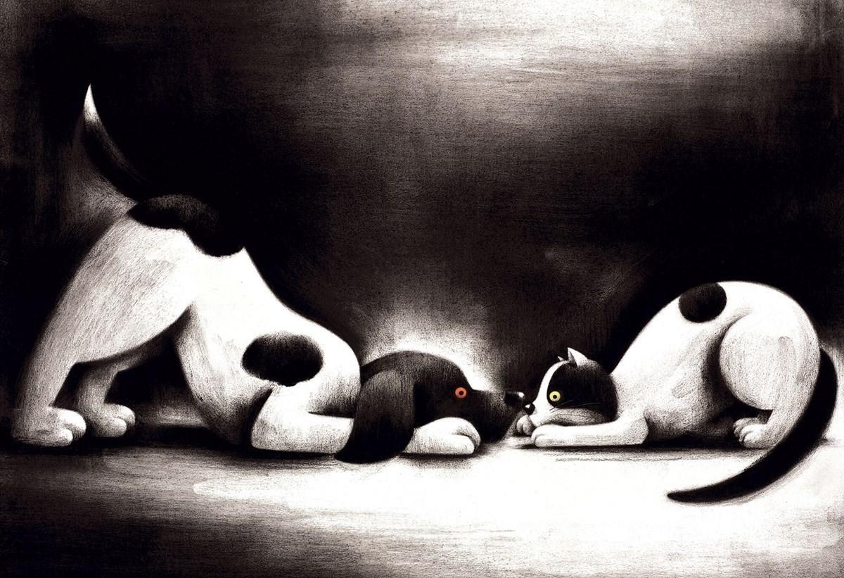 Close to You by Doug Hyde - Limited Edition art print ZHYD711