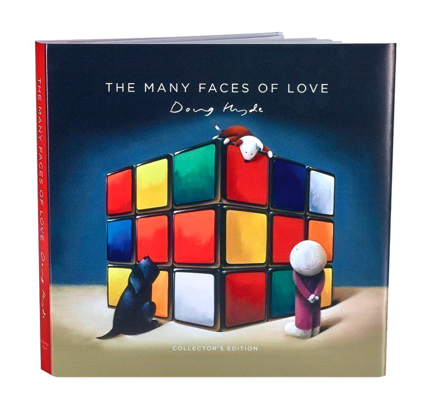The Many Faces of Love - Book by Doug Hyde - ZHYD652