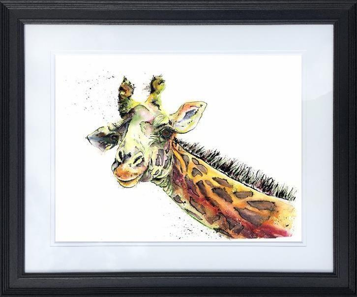 Affable Alfie by Jos Haigh - Limited Edition art print JGE003