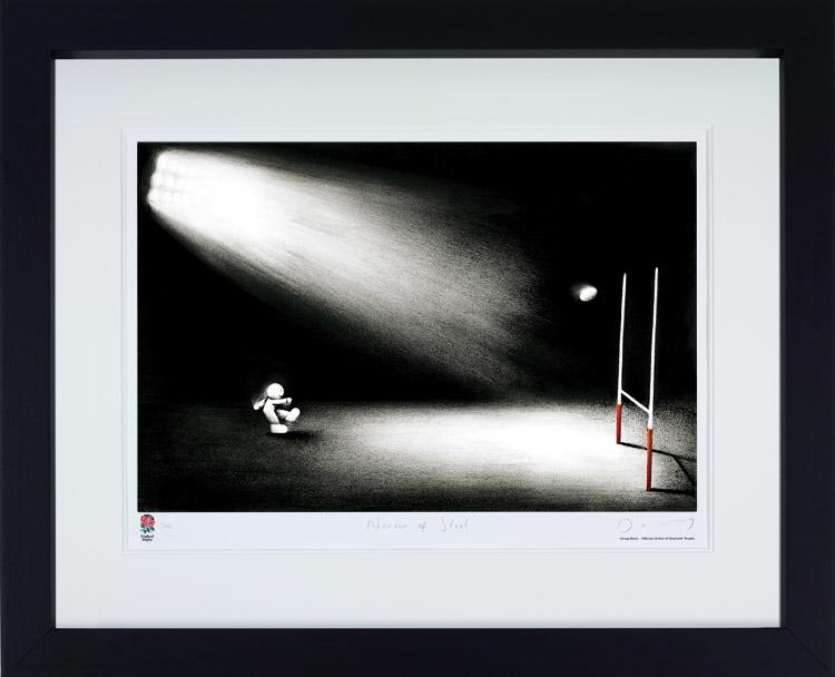 Nerves of Steel by Doug Hyde - Limited Edition art print ZHYD511