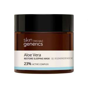 skingenerics Restoring Night Gel - Aloe Vera