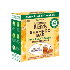Garnier Ultimate Blends Shampoo Bar Honey