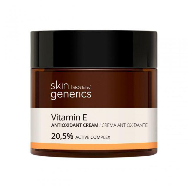Skingenerics - Antioxidant Cream with Hyaluroinc & Vitamin E