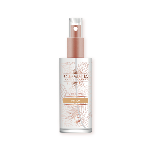Bellamianta x Maura Higgins Tan Water Medium