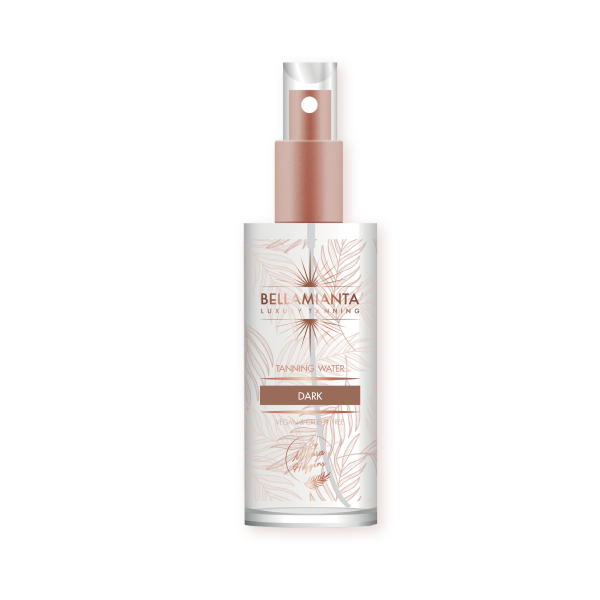 Bellamianta x Maura Higgins Tan Water Dark