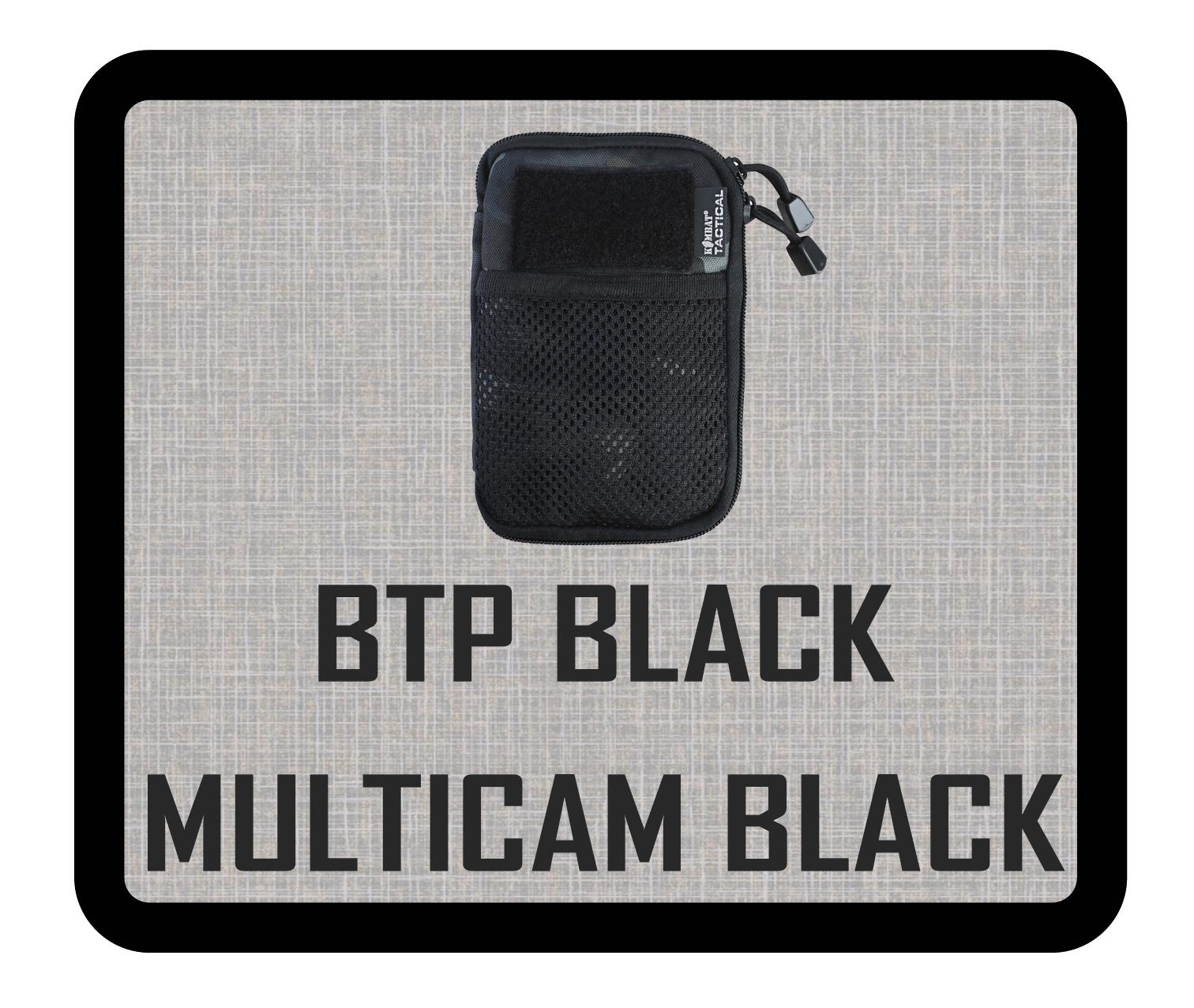 BTP BLACK / MULTICAM BLACK