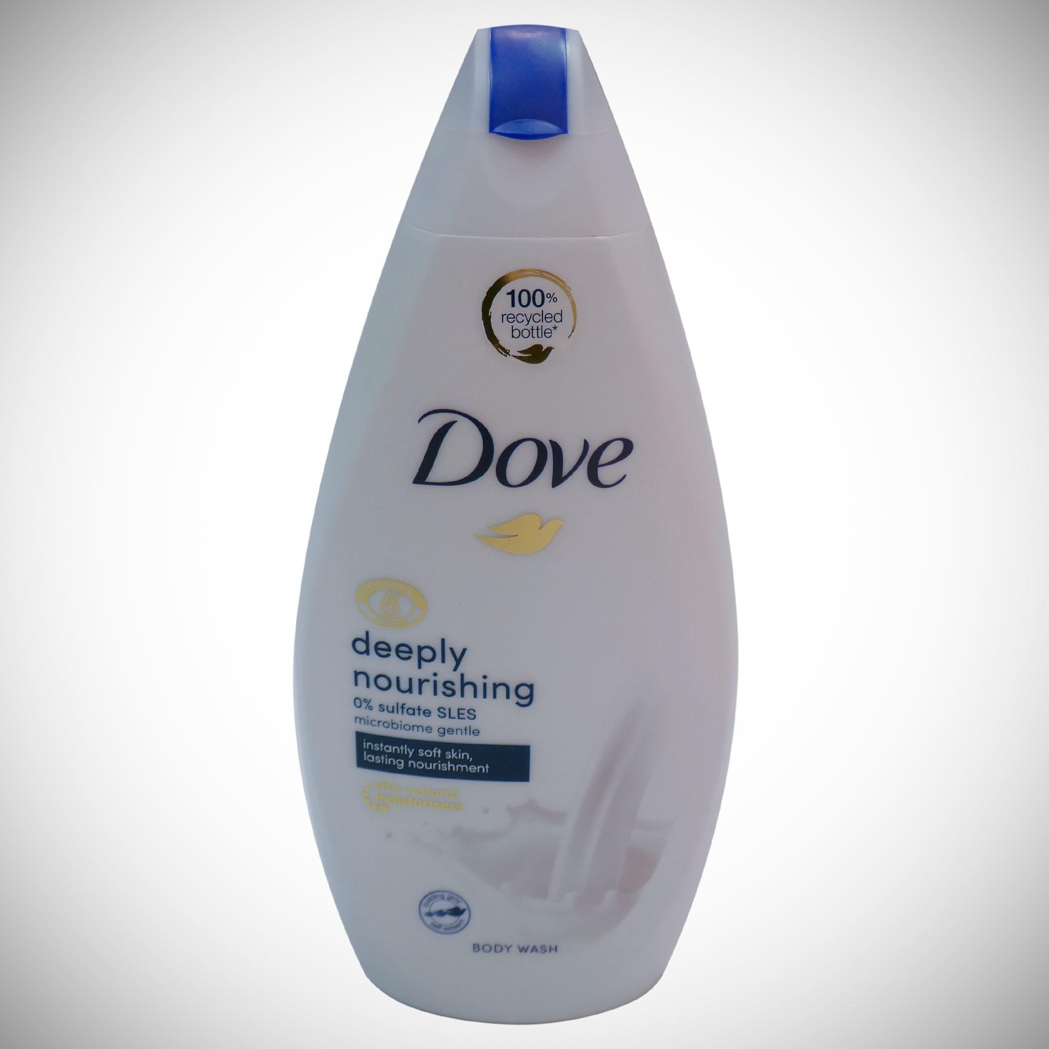 Dove Deeply Nourishing Body Wash 450ml
