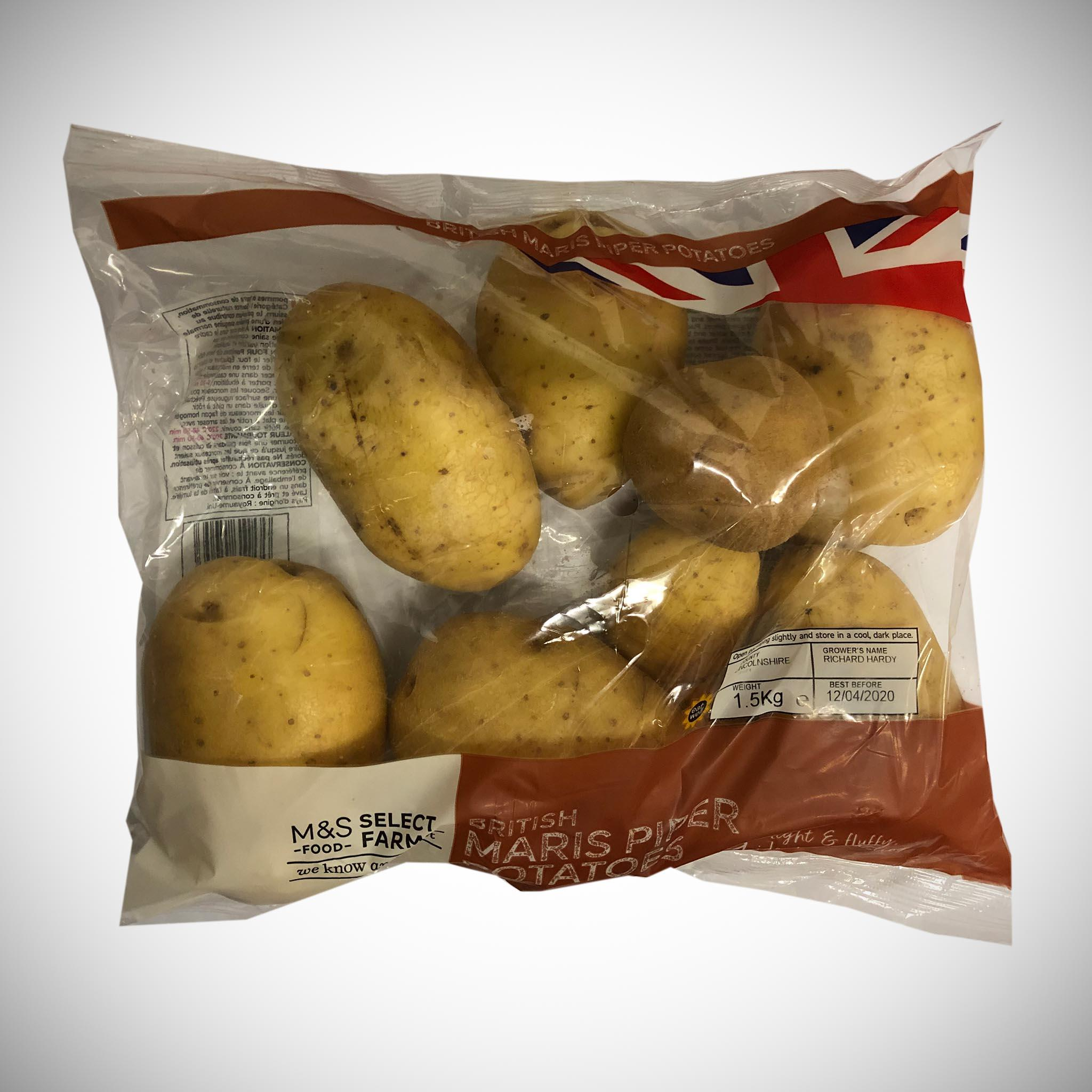 Maris Piper Potatoes 1.5kg