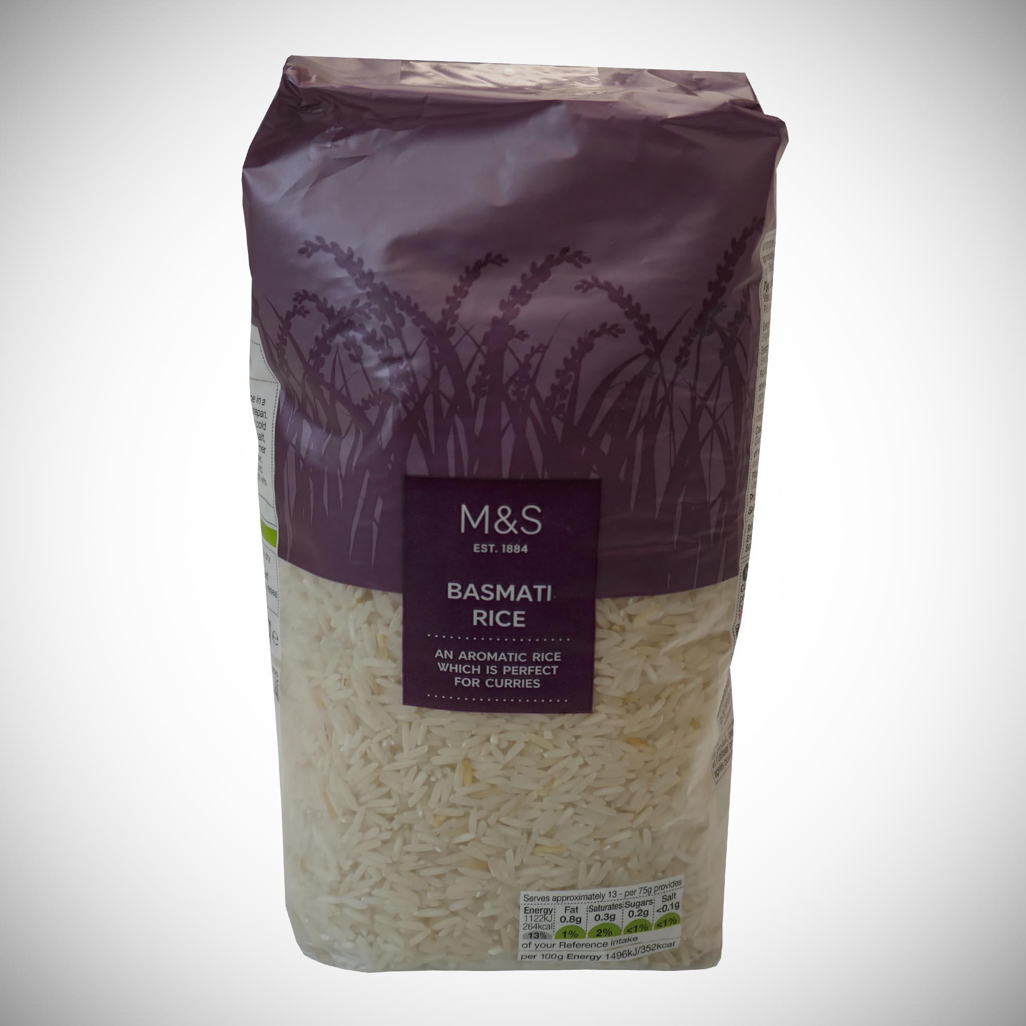 Easy Cook Basmati Rice 1kg