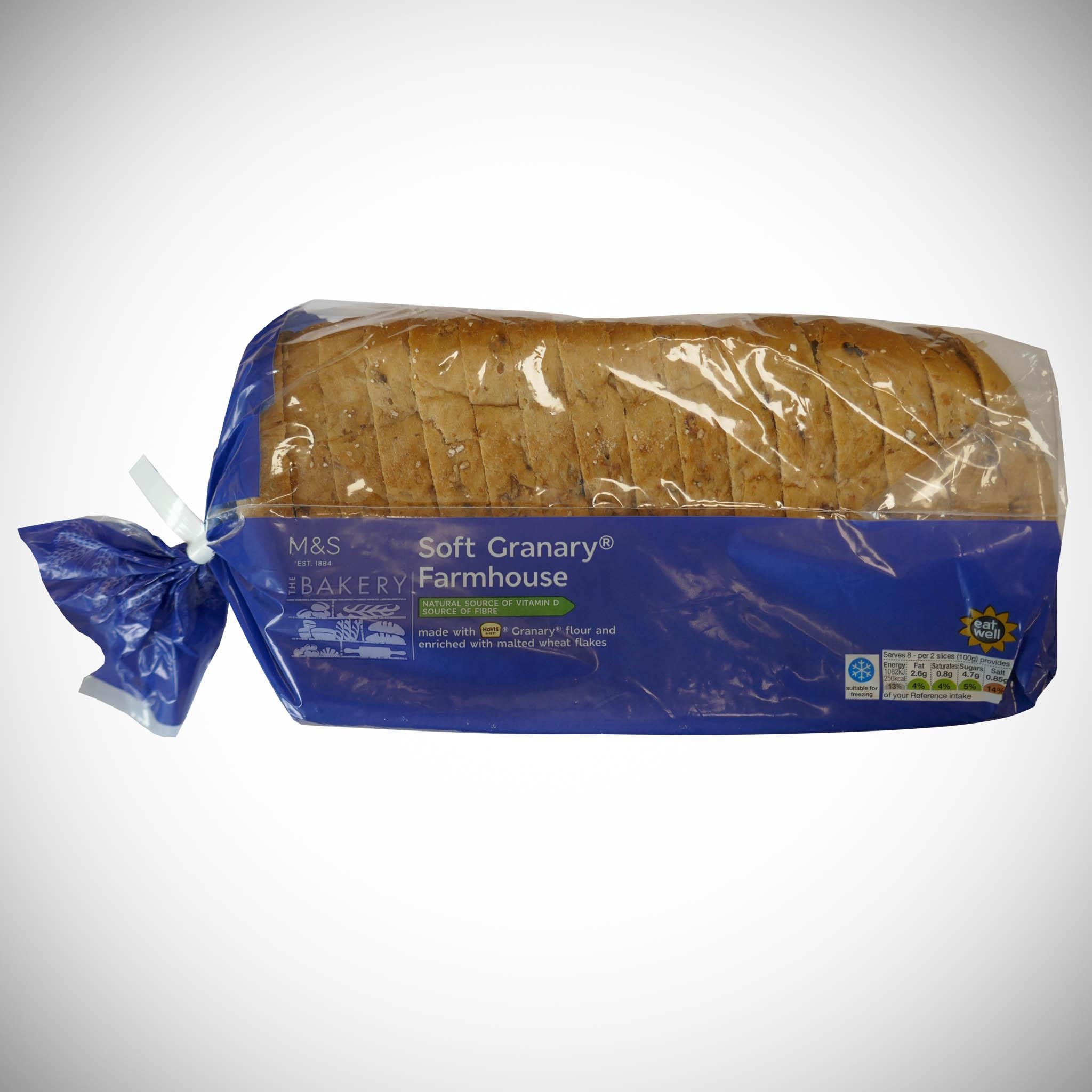 Soft Granary Farmhouse 800g