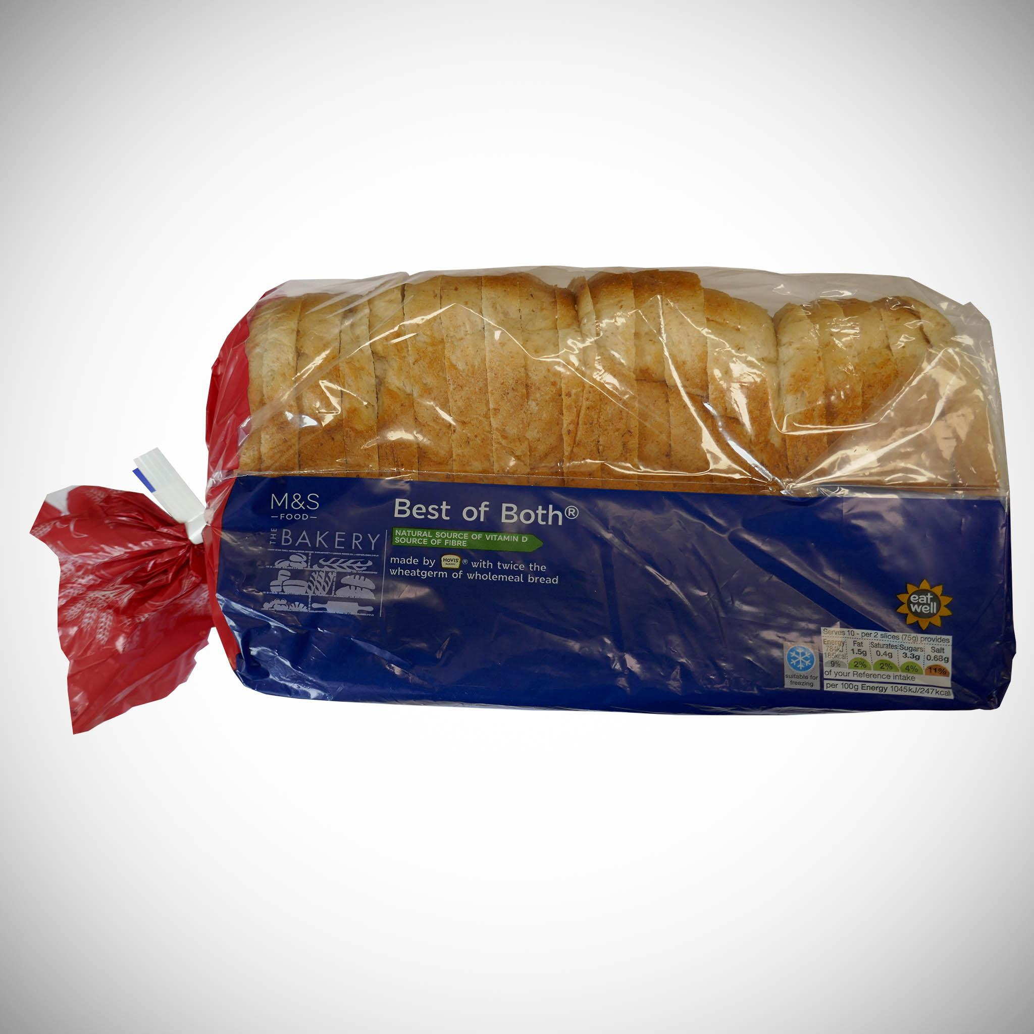 Best of Both Medium Sliced 750g