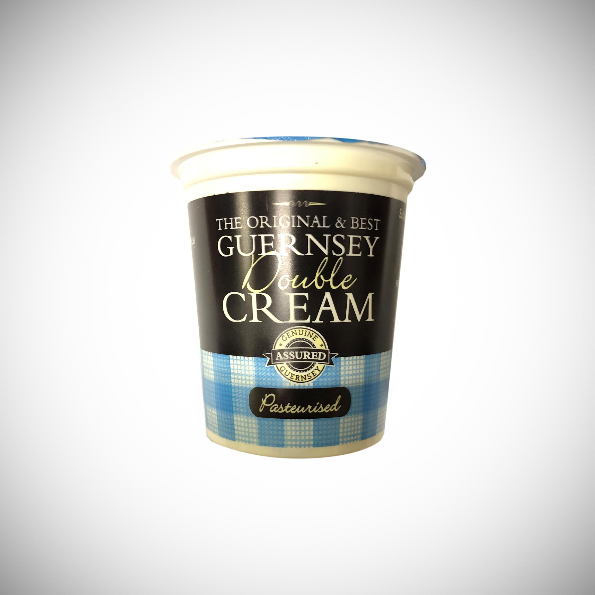 Guernsey Double Cream 142ml