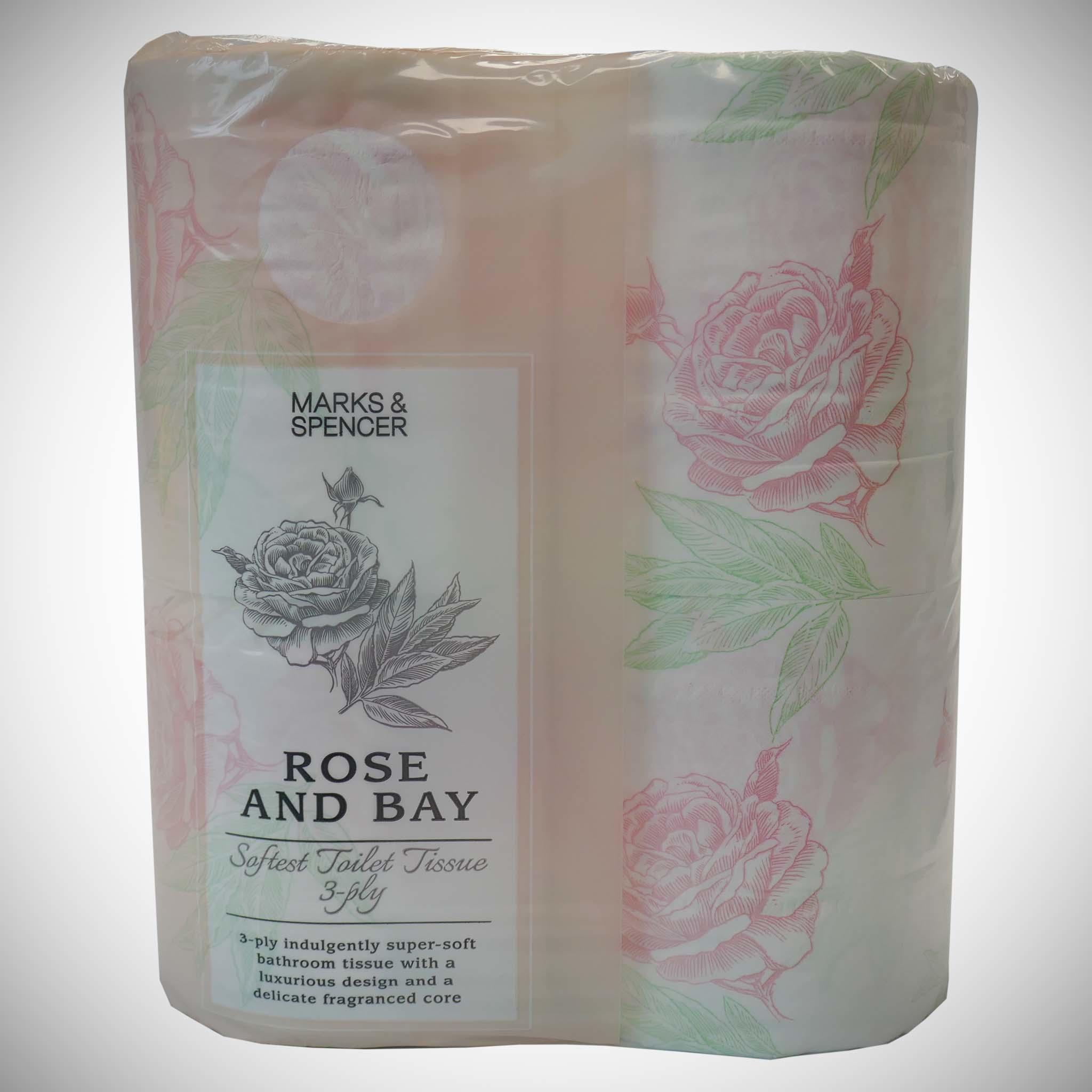 Rose & Bay Toilet Tissue