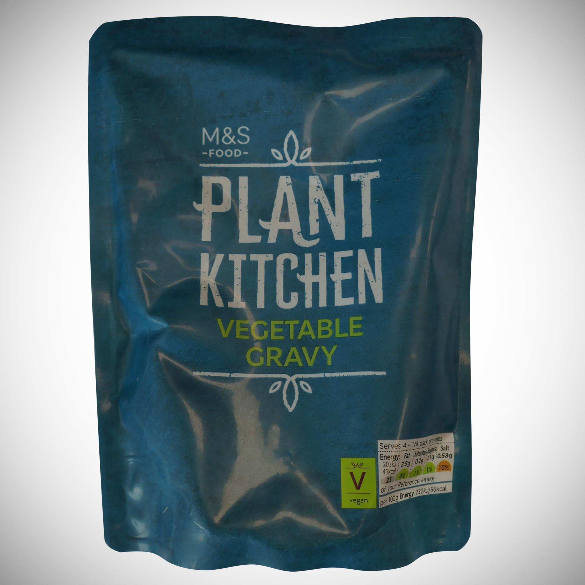 Plant Kitchen Vegetable Gravy 350g