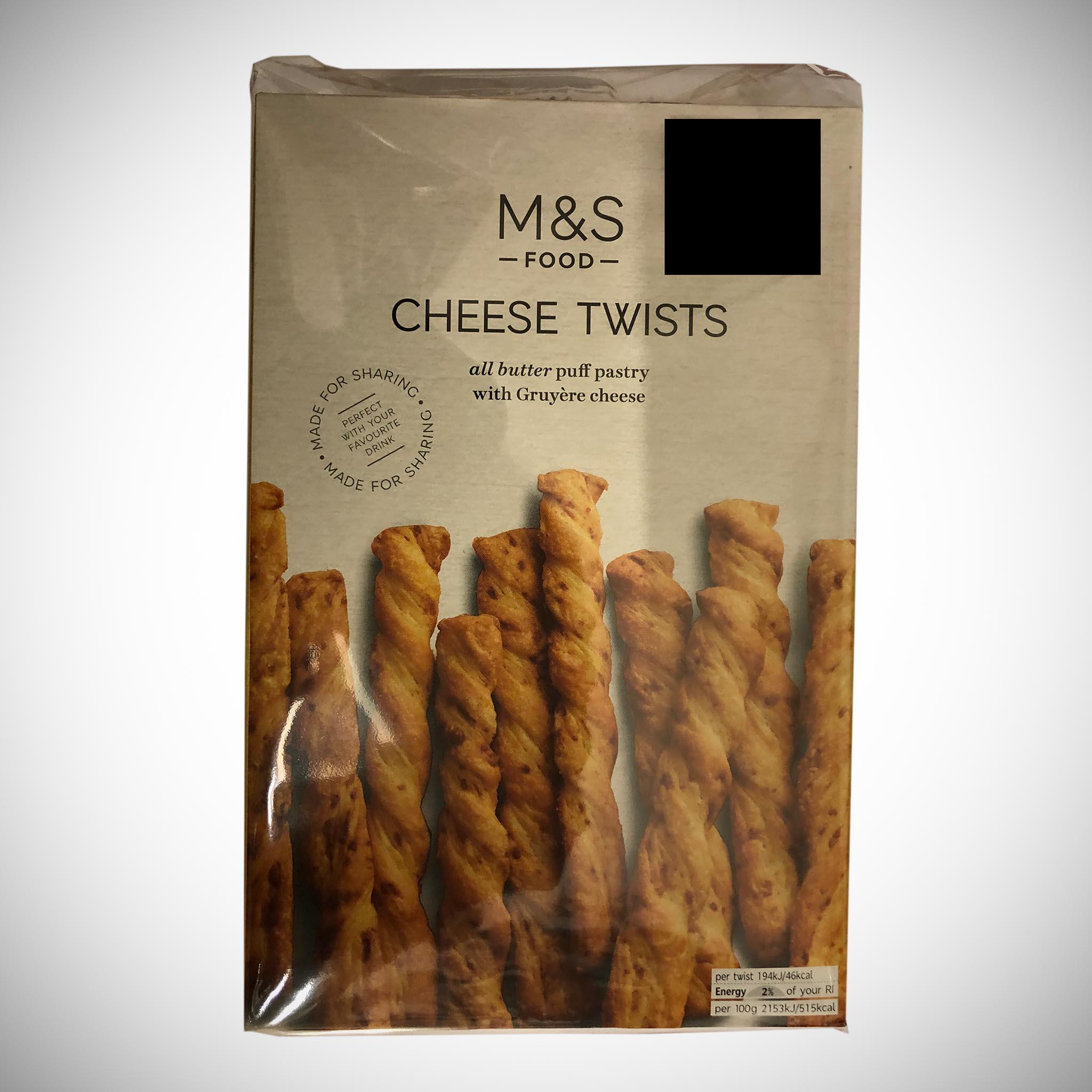 Cheese Twist Twin Pack