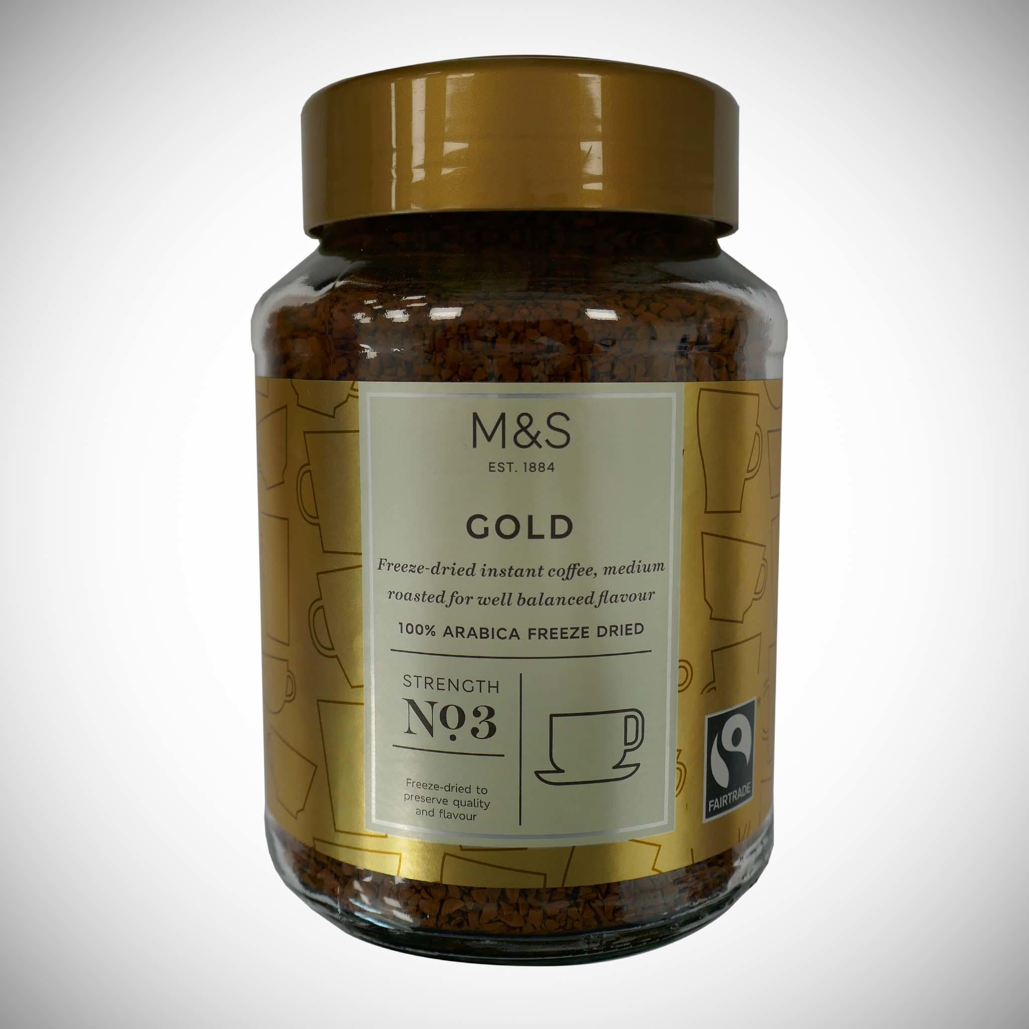 Gold Coffee 200g