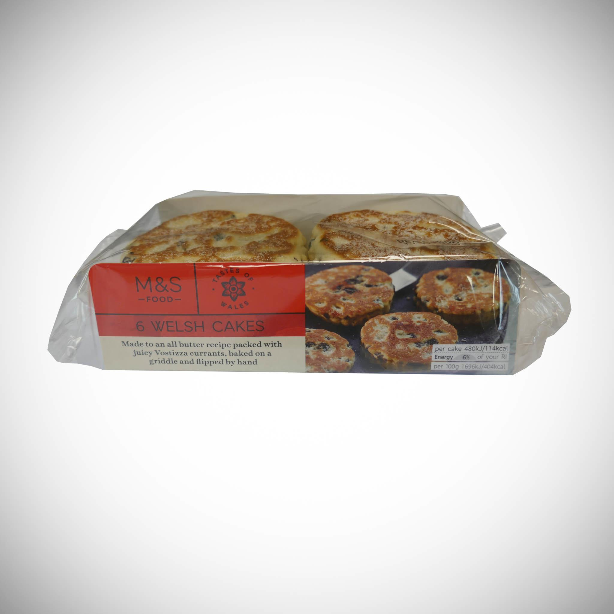 Welsh Cakes x 6