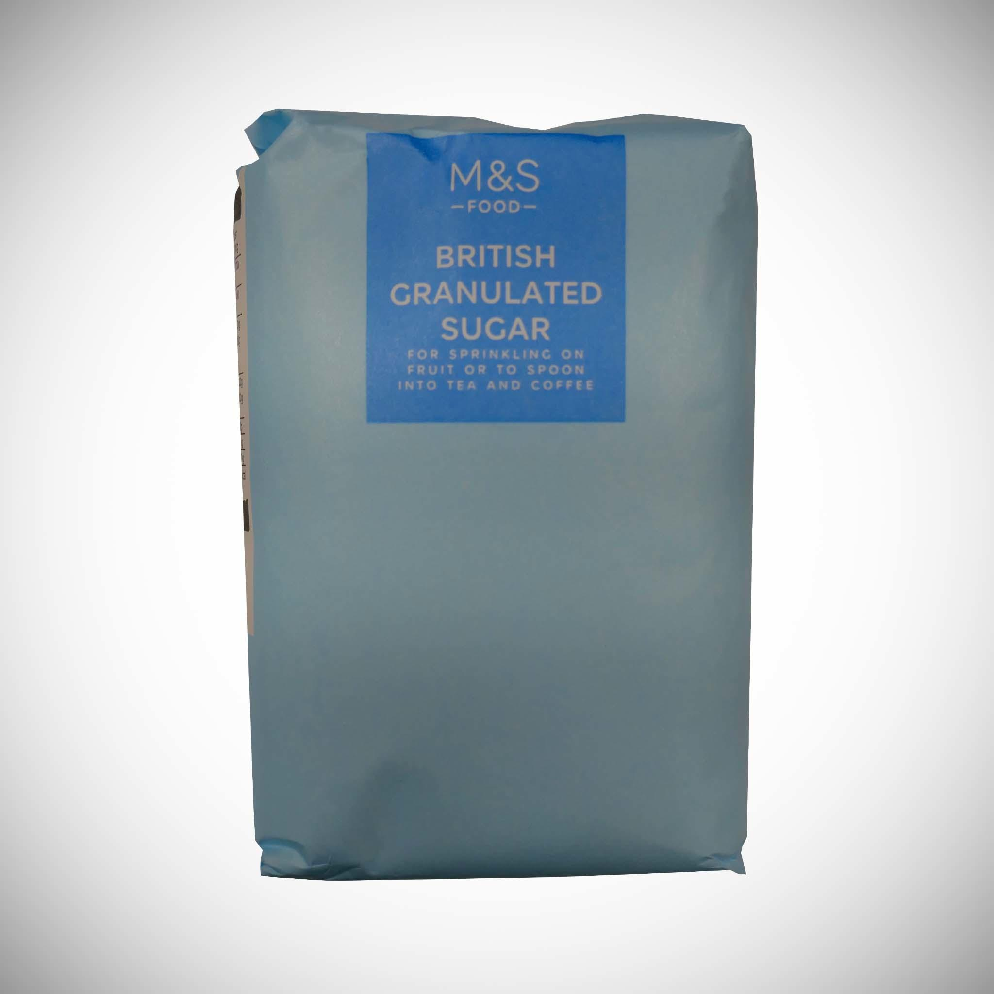 Granulated Sugar 1kg