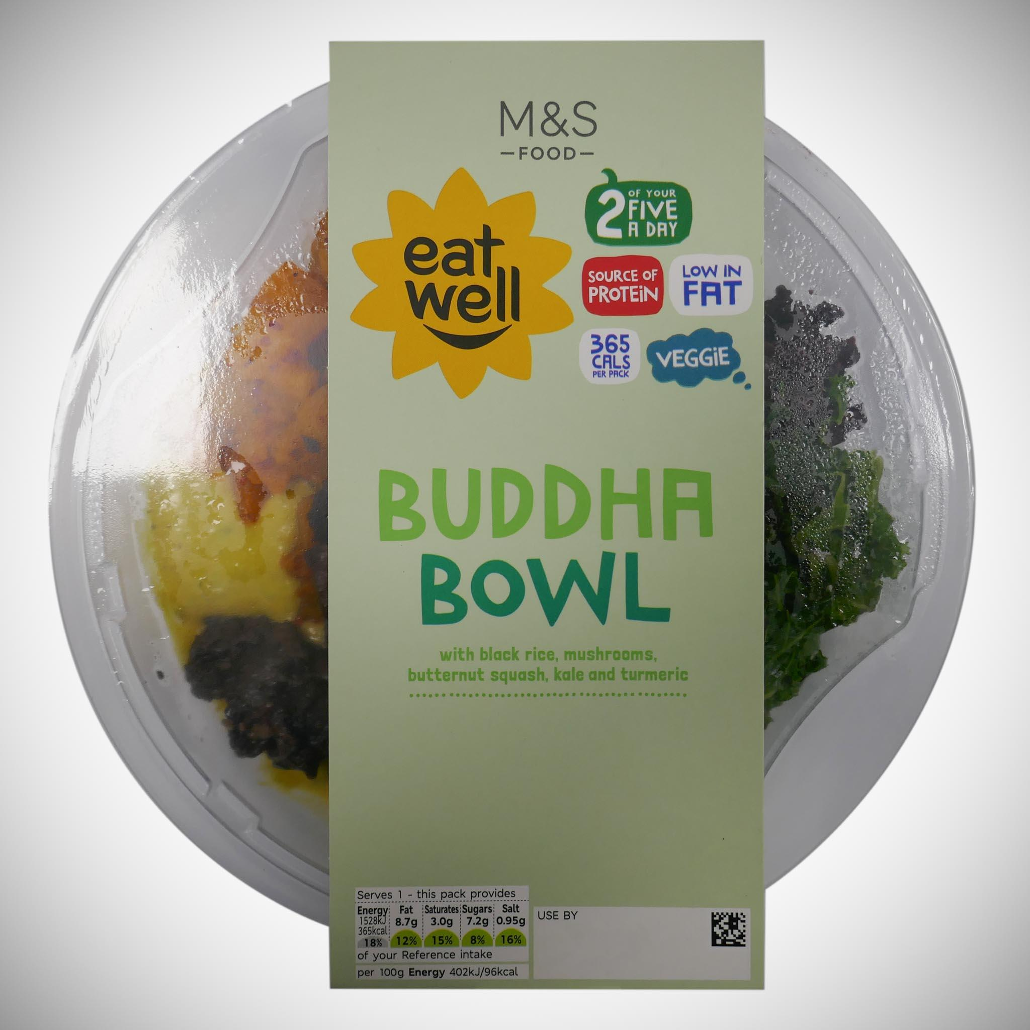 'Eat Well' Buddha Boost Bowl 400g
