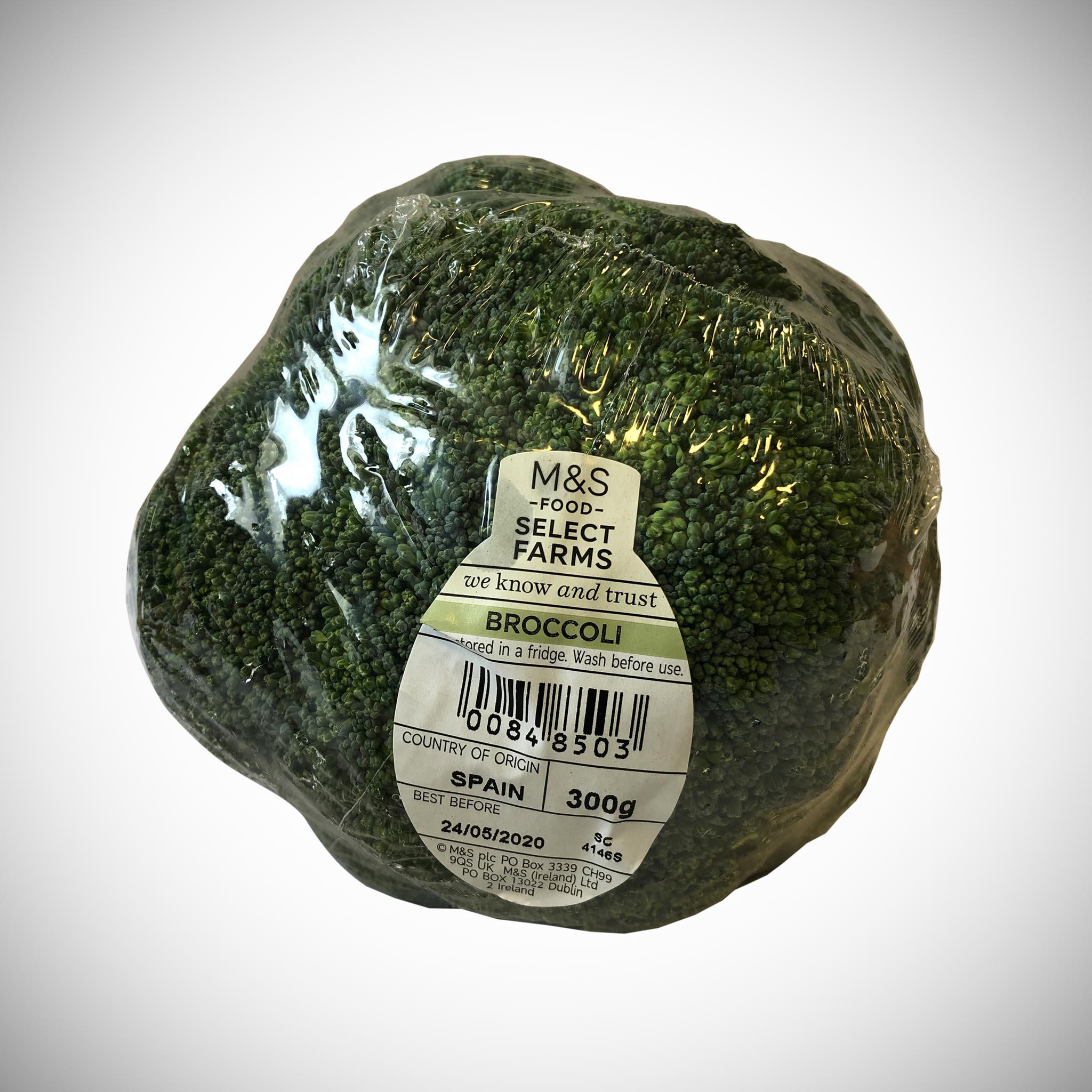 Broccoli Crown 300g