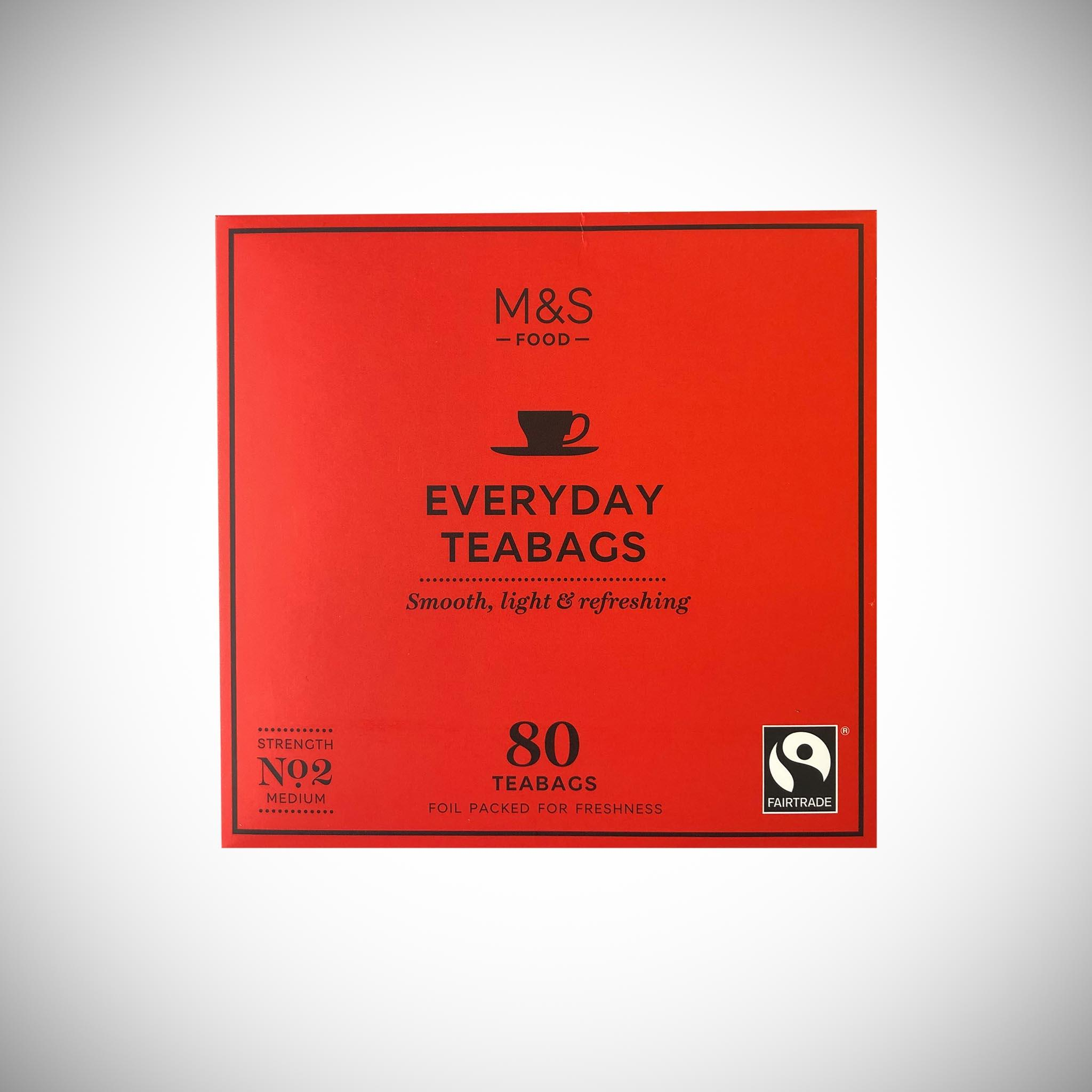 Everyday Teabags