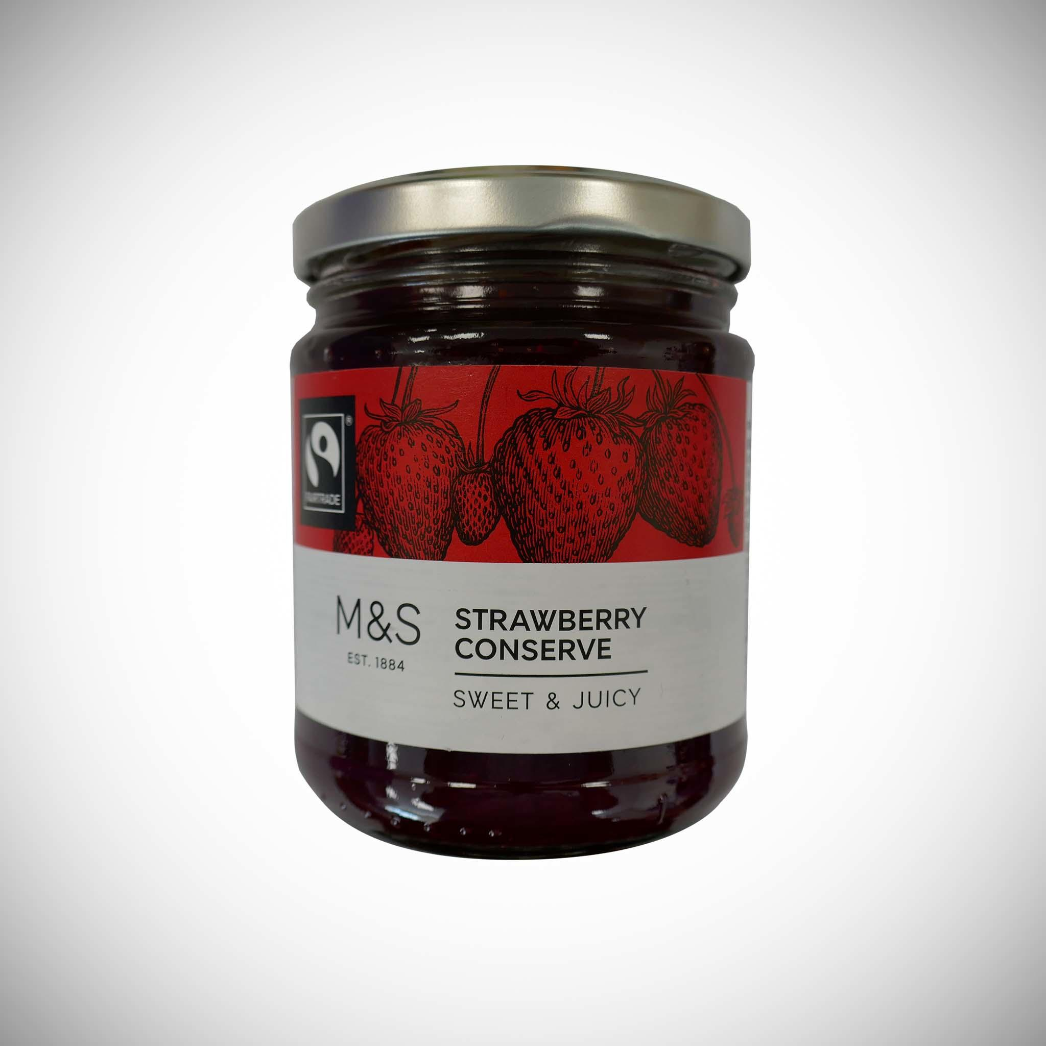 Strawberry Conserve