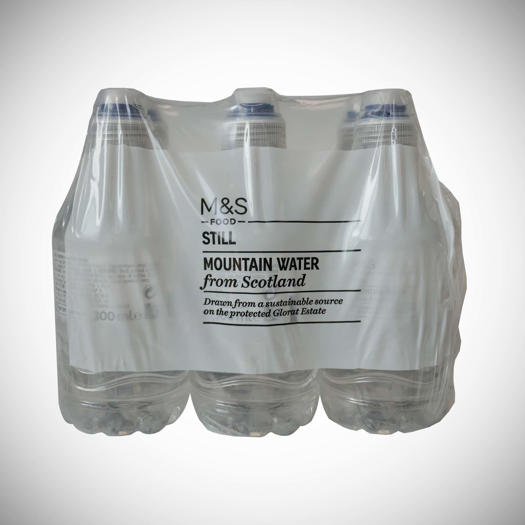Still Mountain Water 6 x 300ml Pack