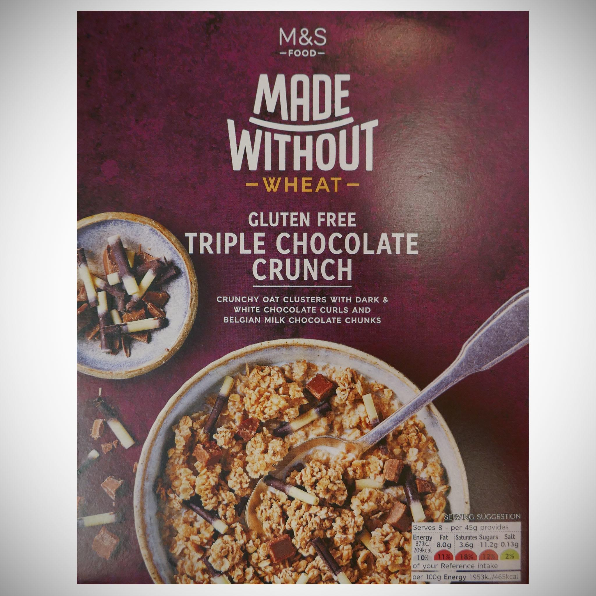 Made Without Triple Chocolate Crunch 360g