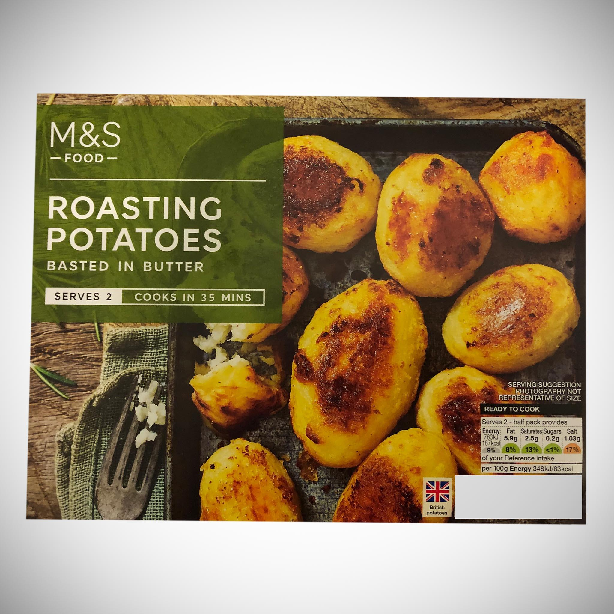 Roasting Potatoes 450g