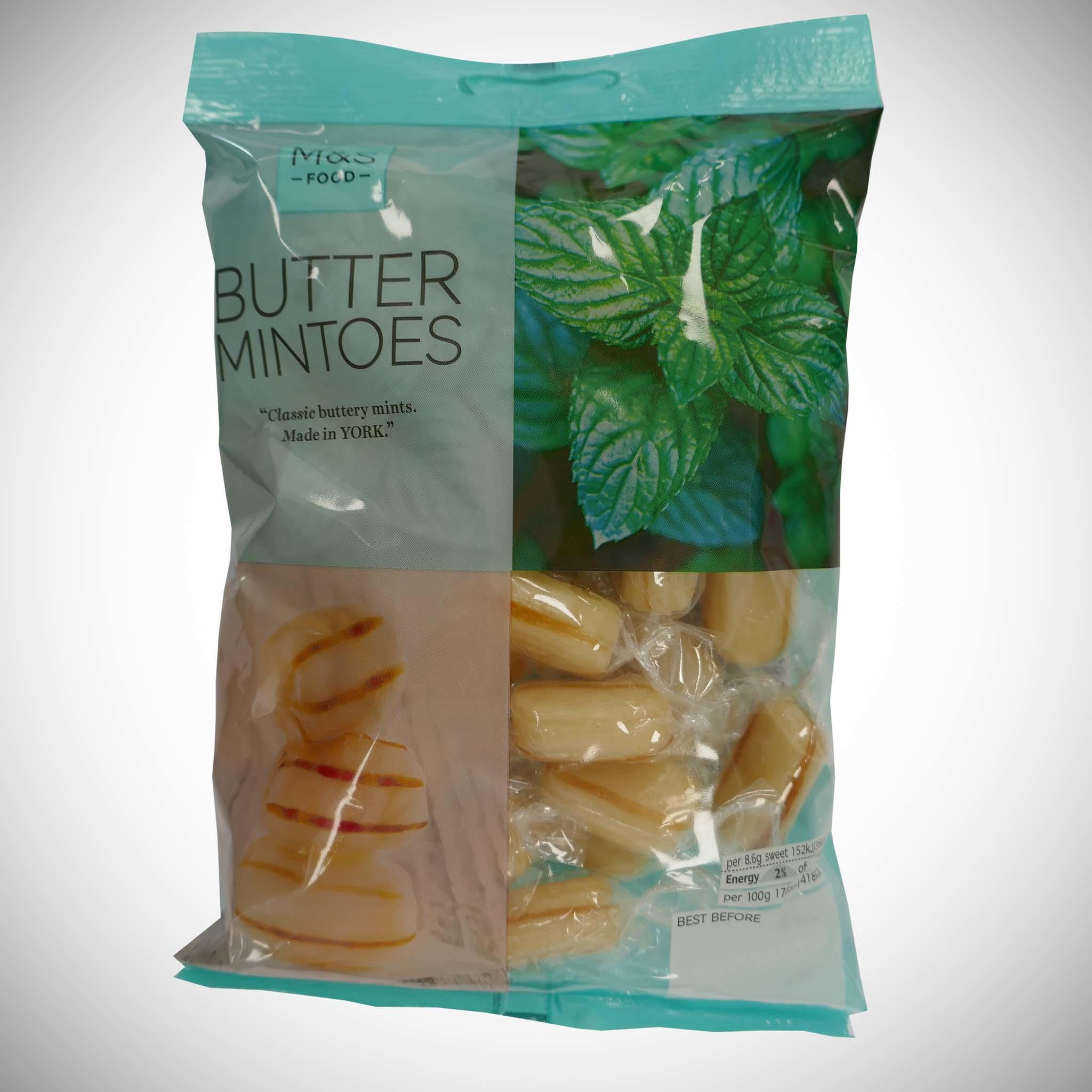 All Butter Mintoes 225g