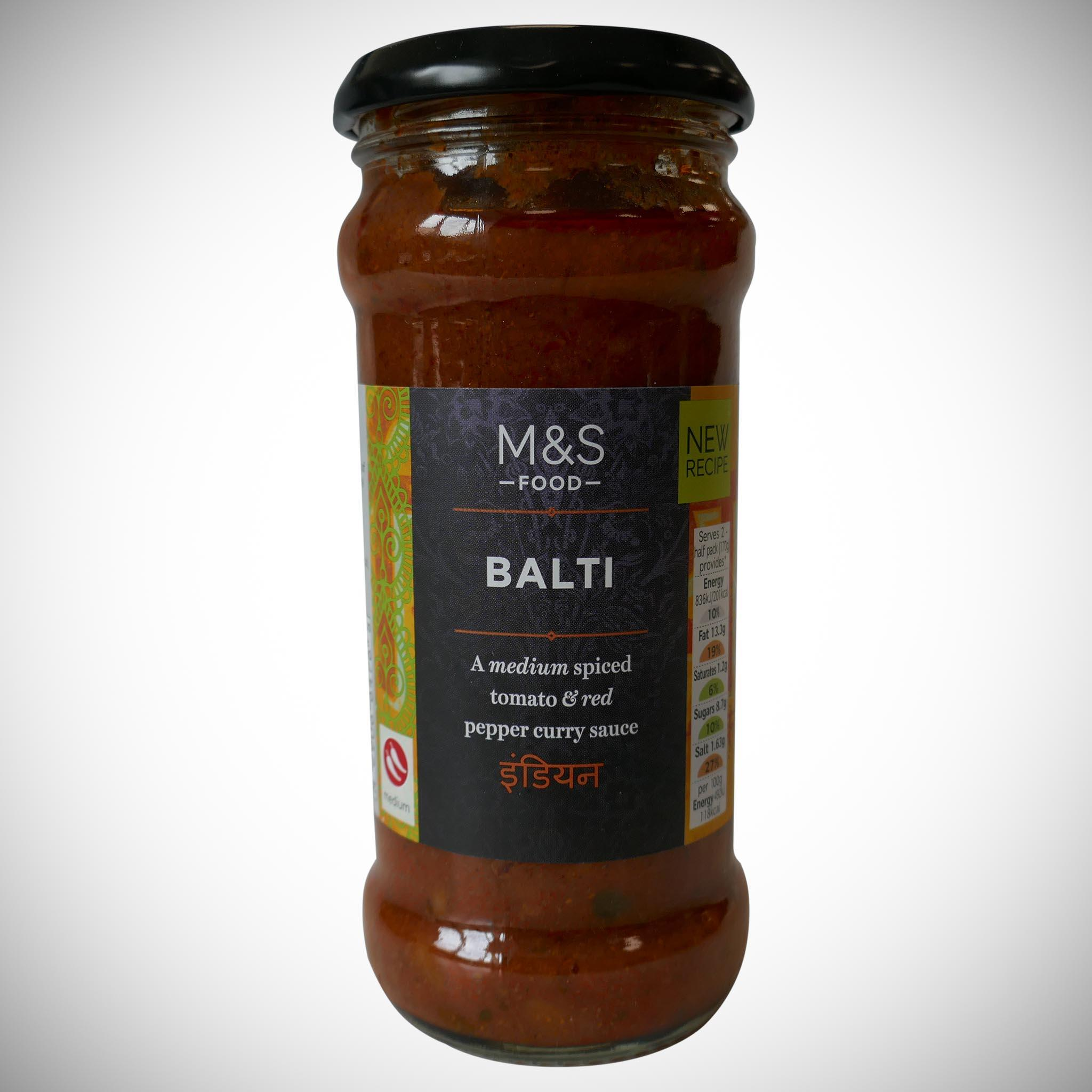 Balti Curry Sauce 340g
