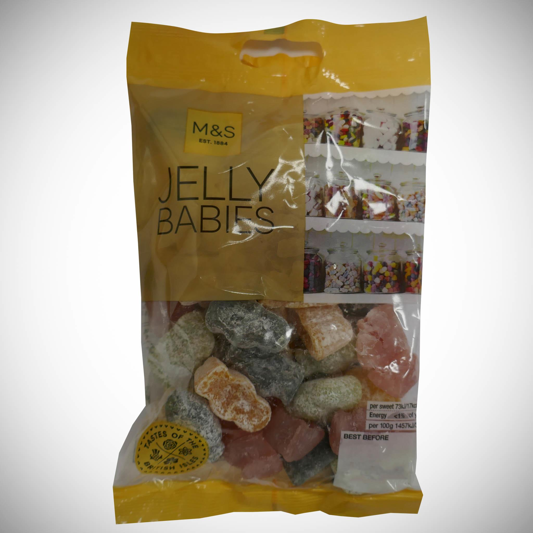 Jelly Babies 225g