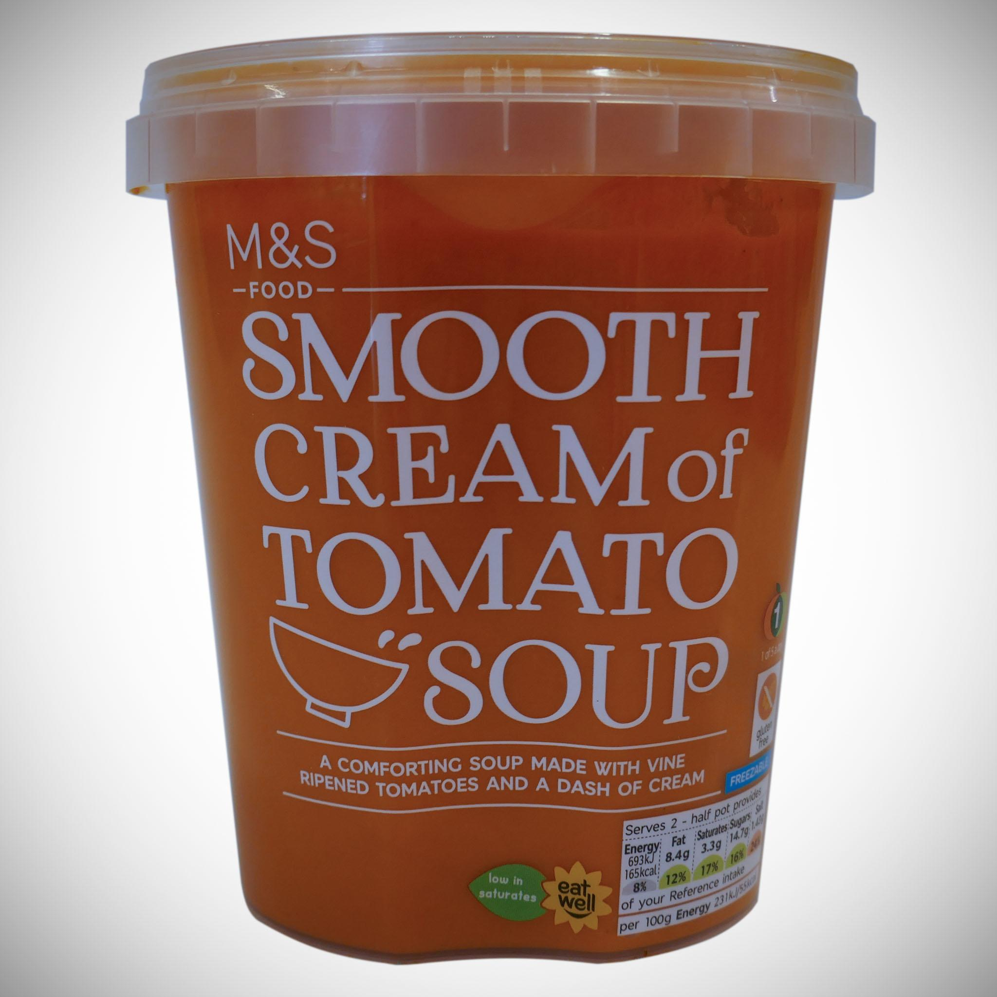 Cream of Tomato Soup 600g