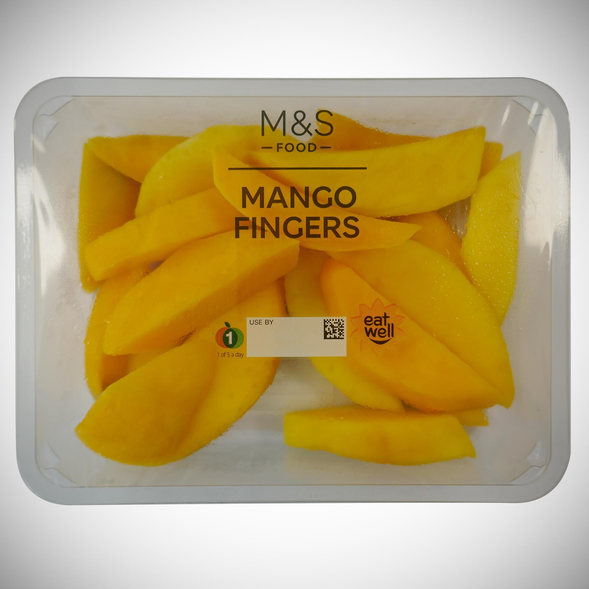 Large Mango Fingers 450g