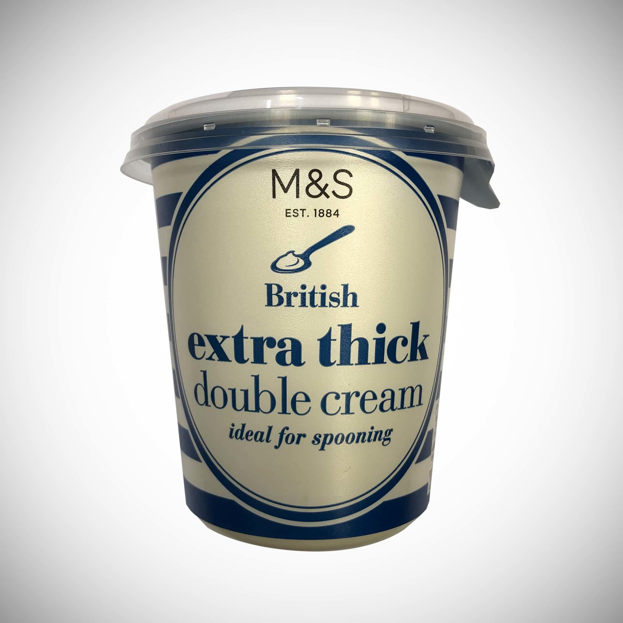 Extra Thick Double Cream
