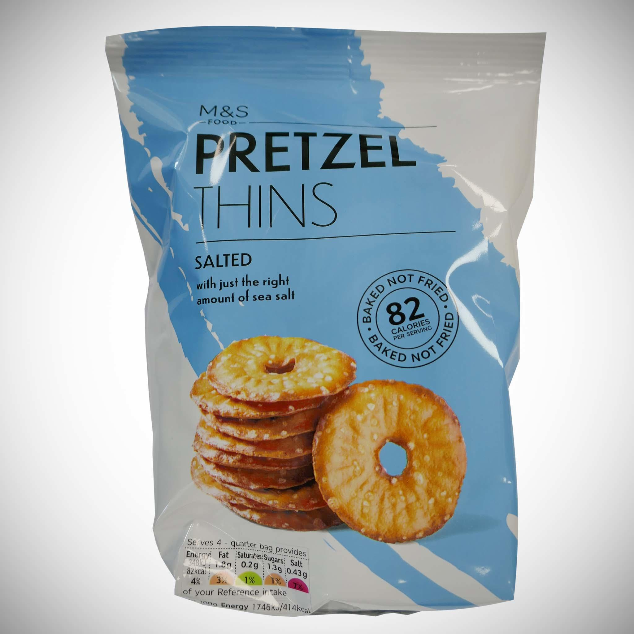 Salted Pretzel Thins
