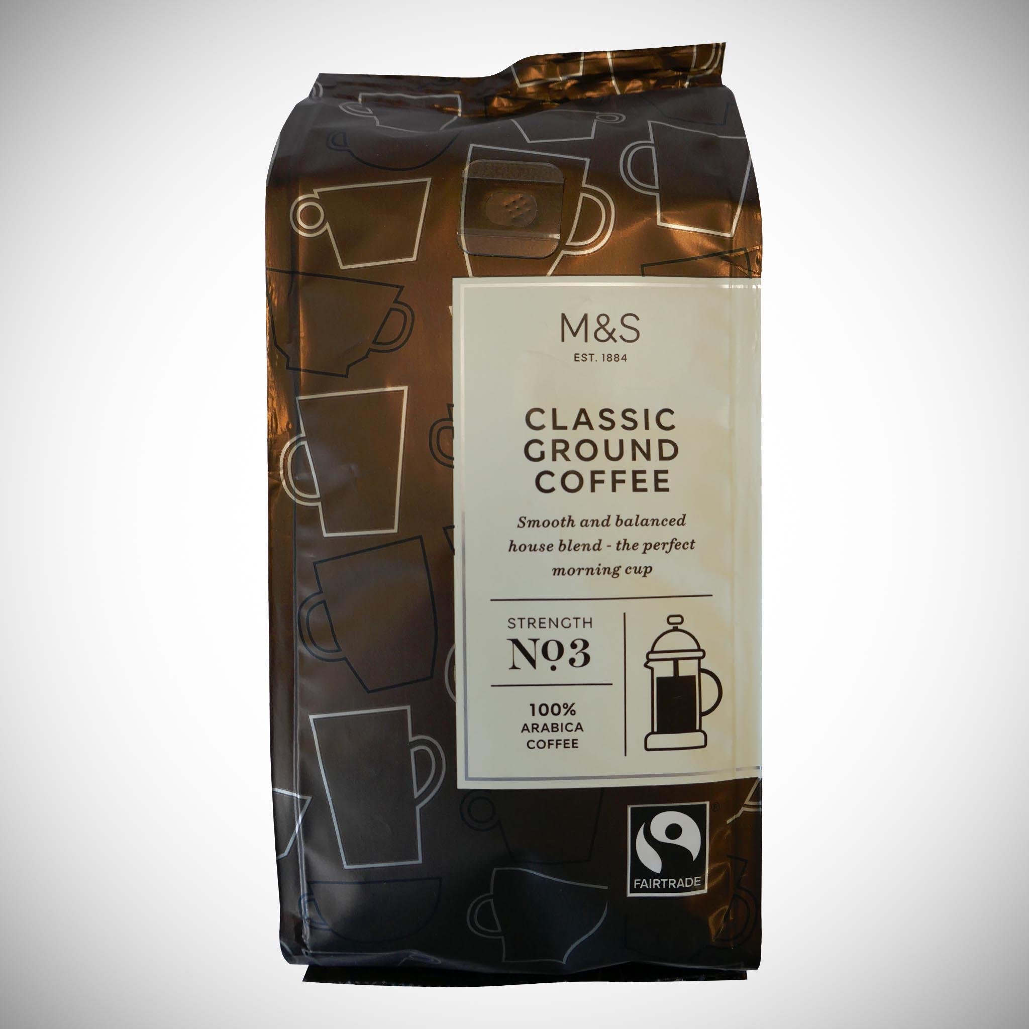 Classic Ground Coffee 227g