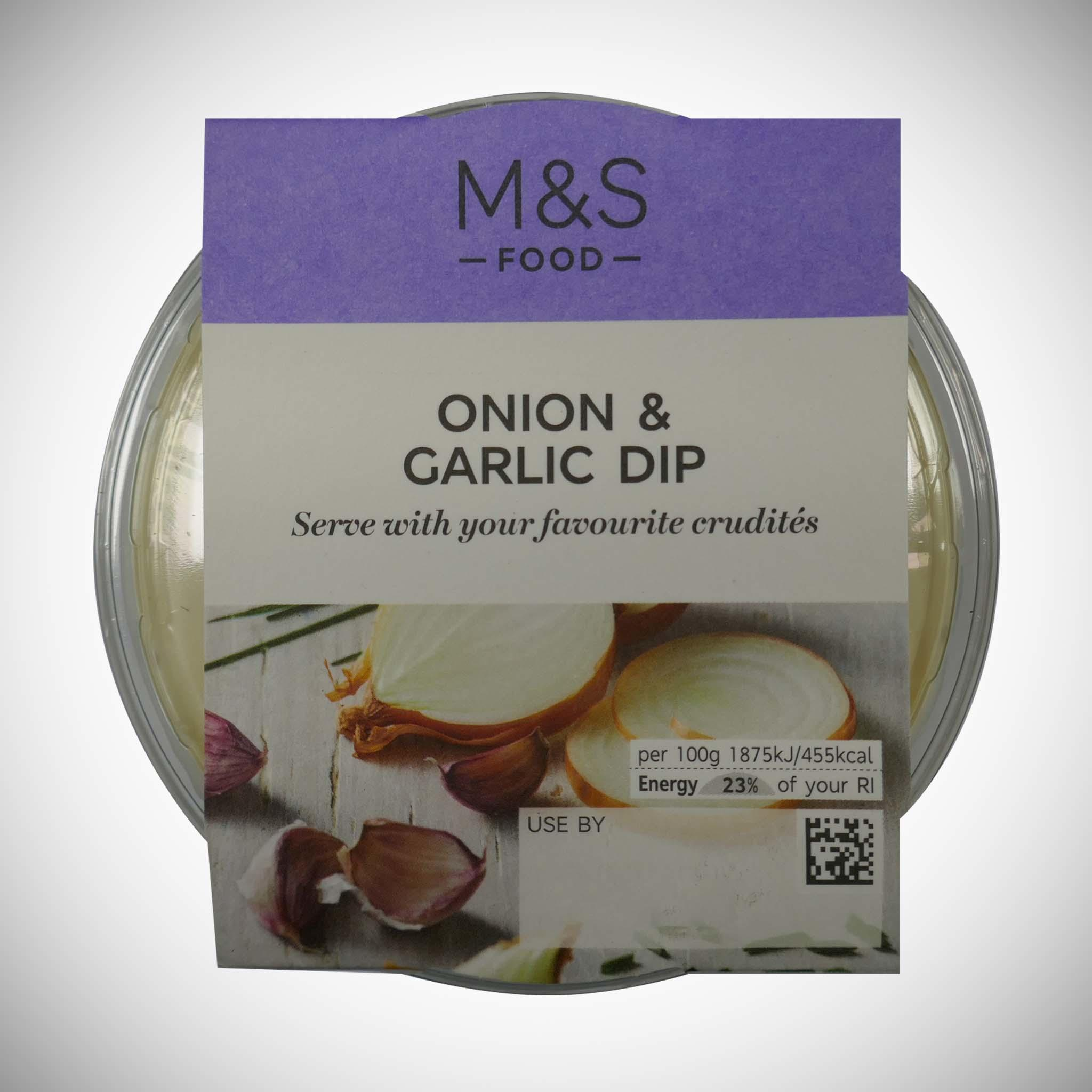 Onion & Garlic Dip 230g