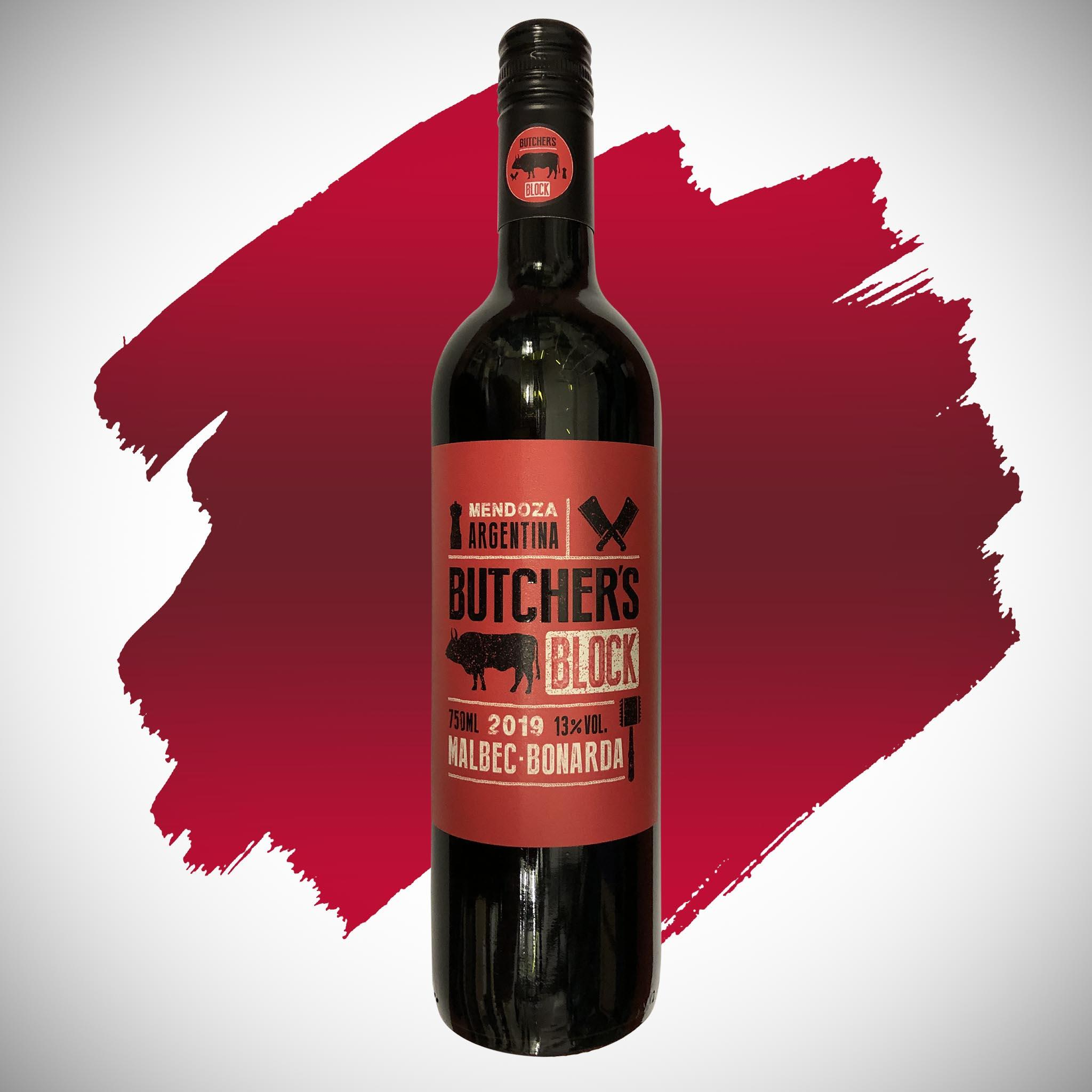 Butcher's Block Red 75cl