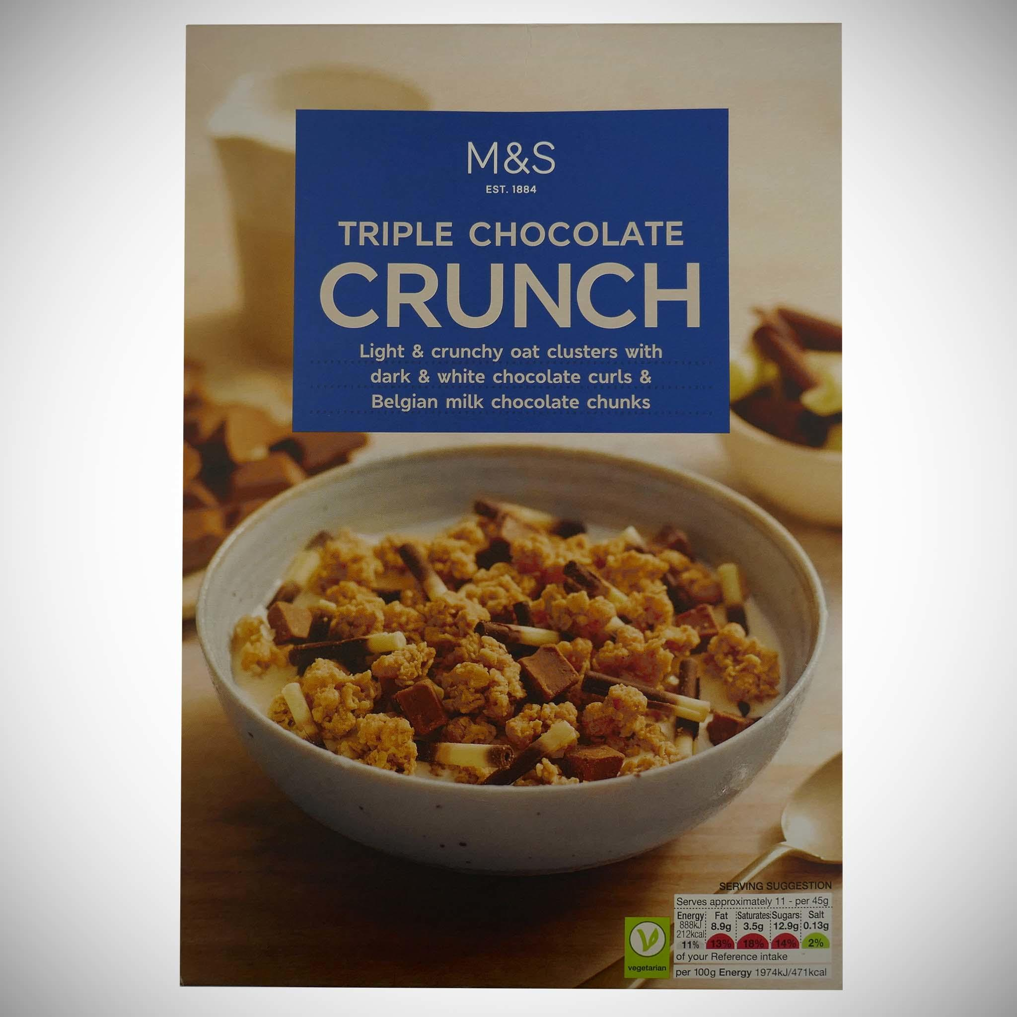 Triple Chocolate Crunch