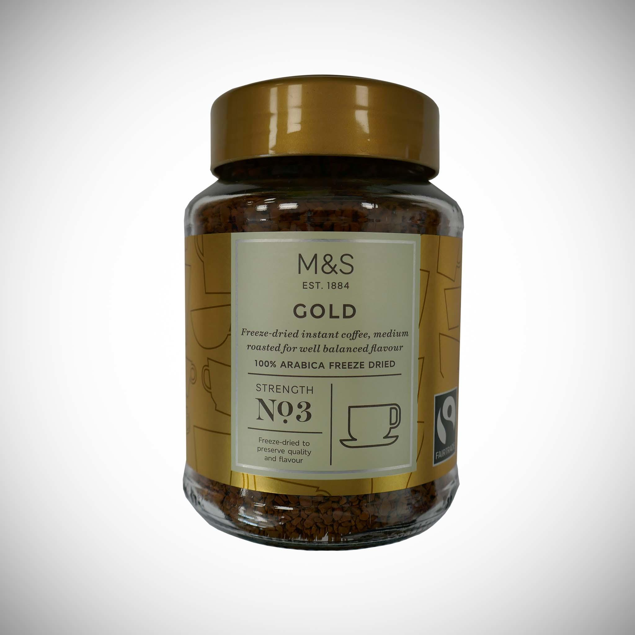 Gold Coffee 100g