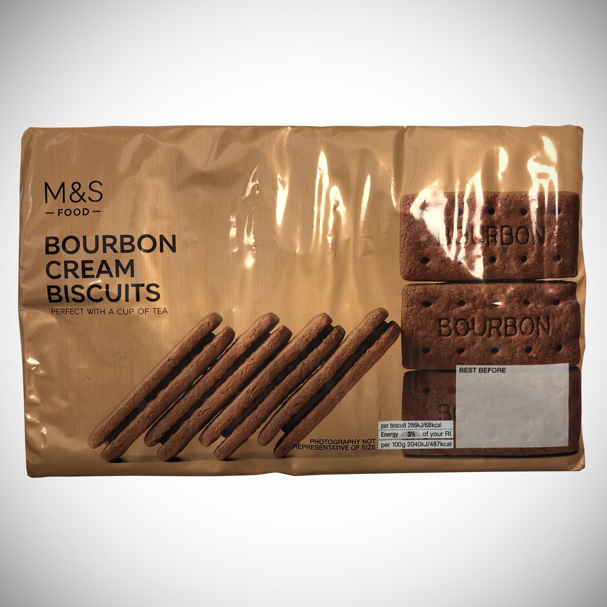 Bourbon Biscuits 400g
