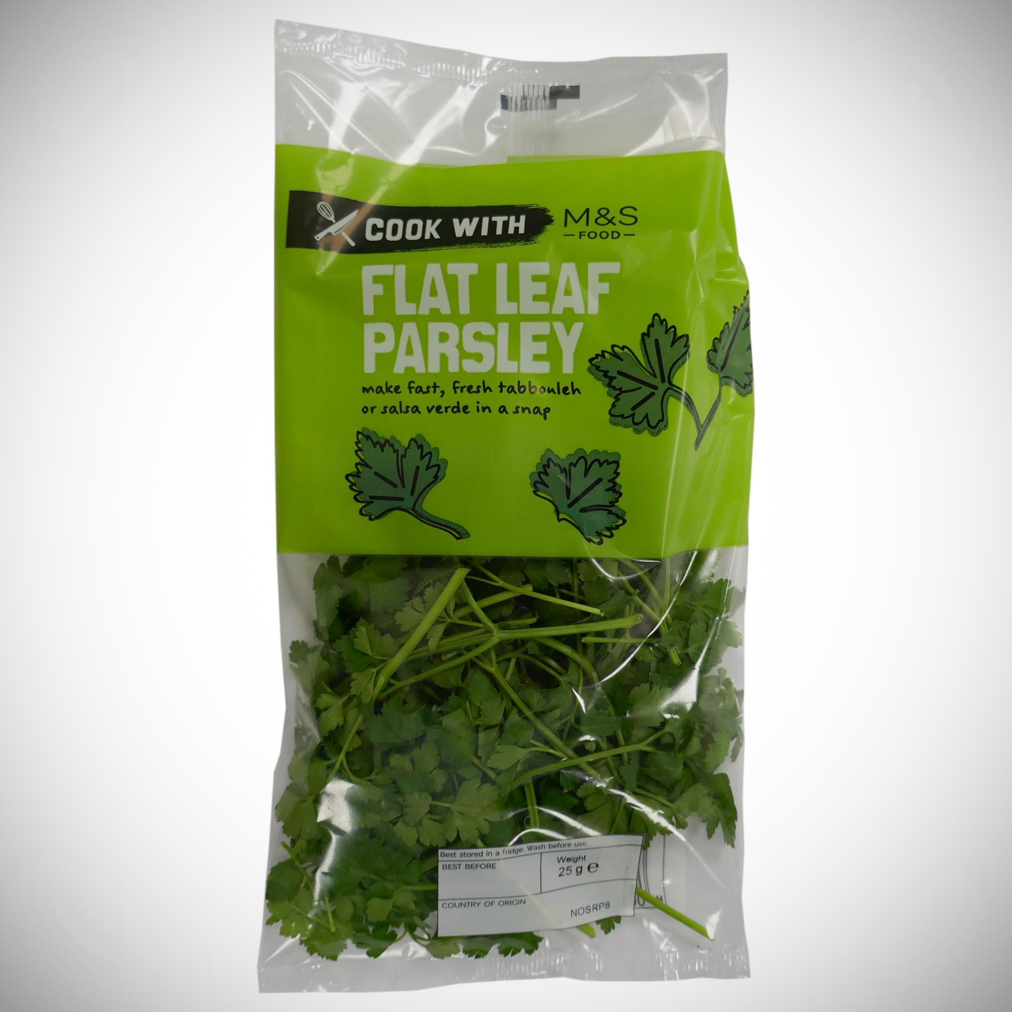 Parsley 25g