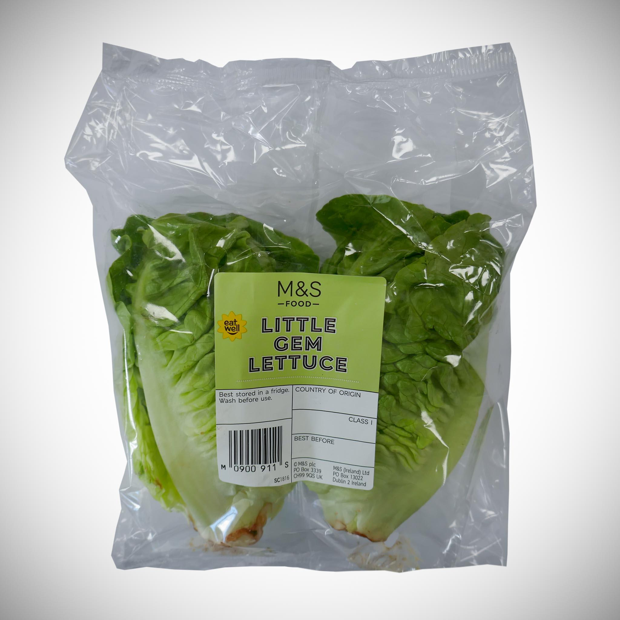 Little Gem Lettuce x 2