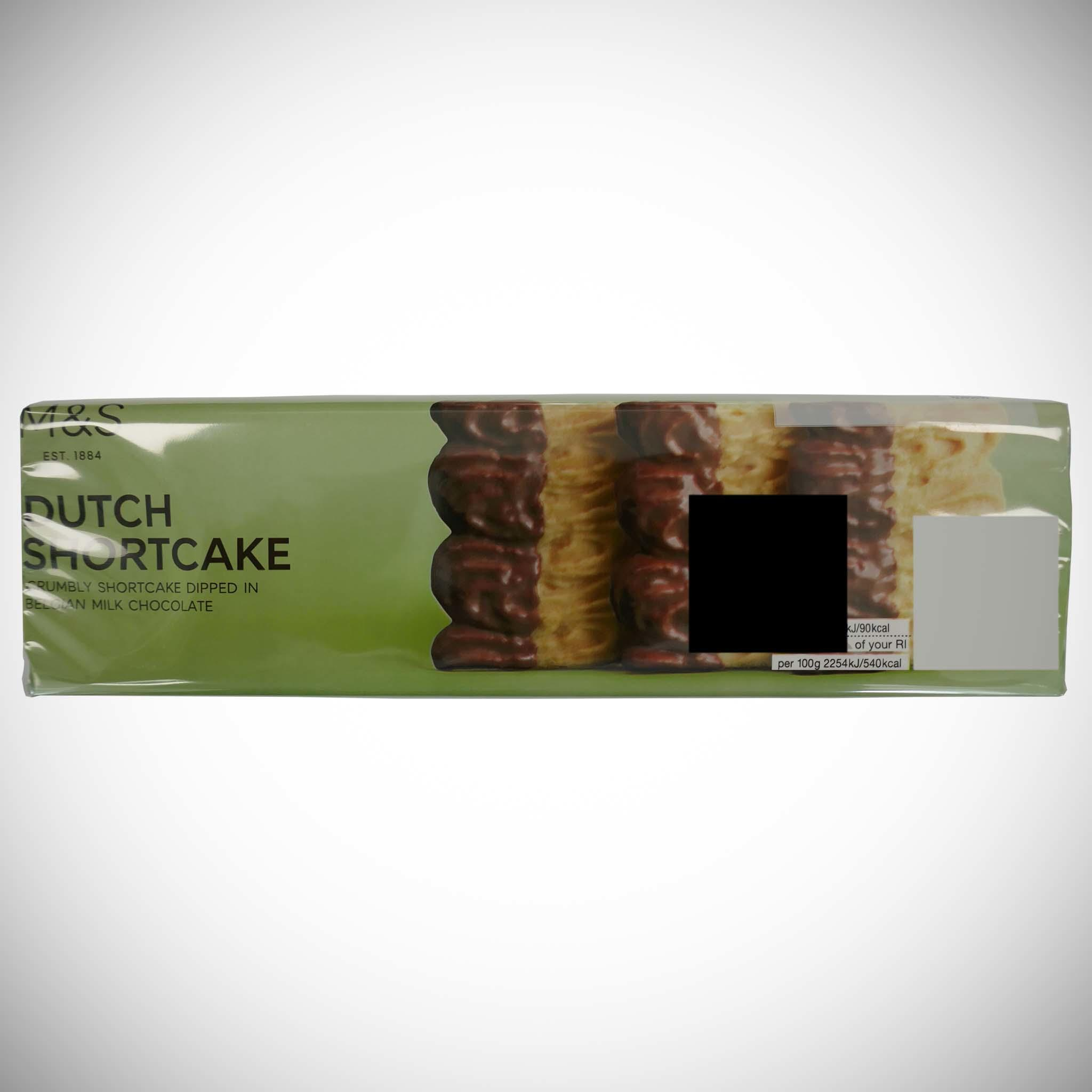 Dutch Shortcake Biscuits Banded Pack