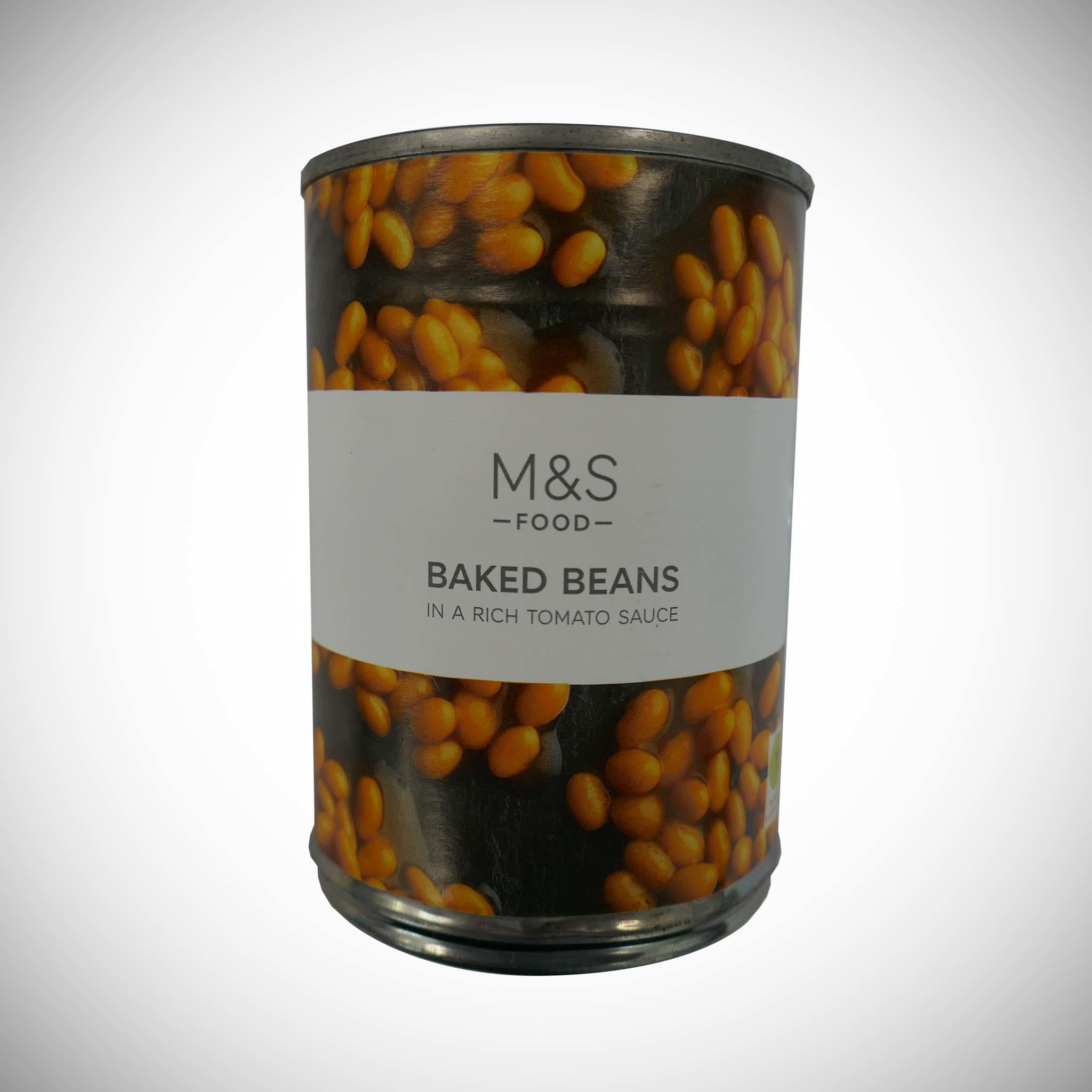 M&S Baked Beans