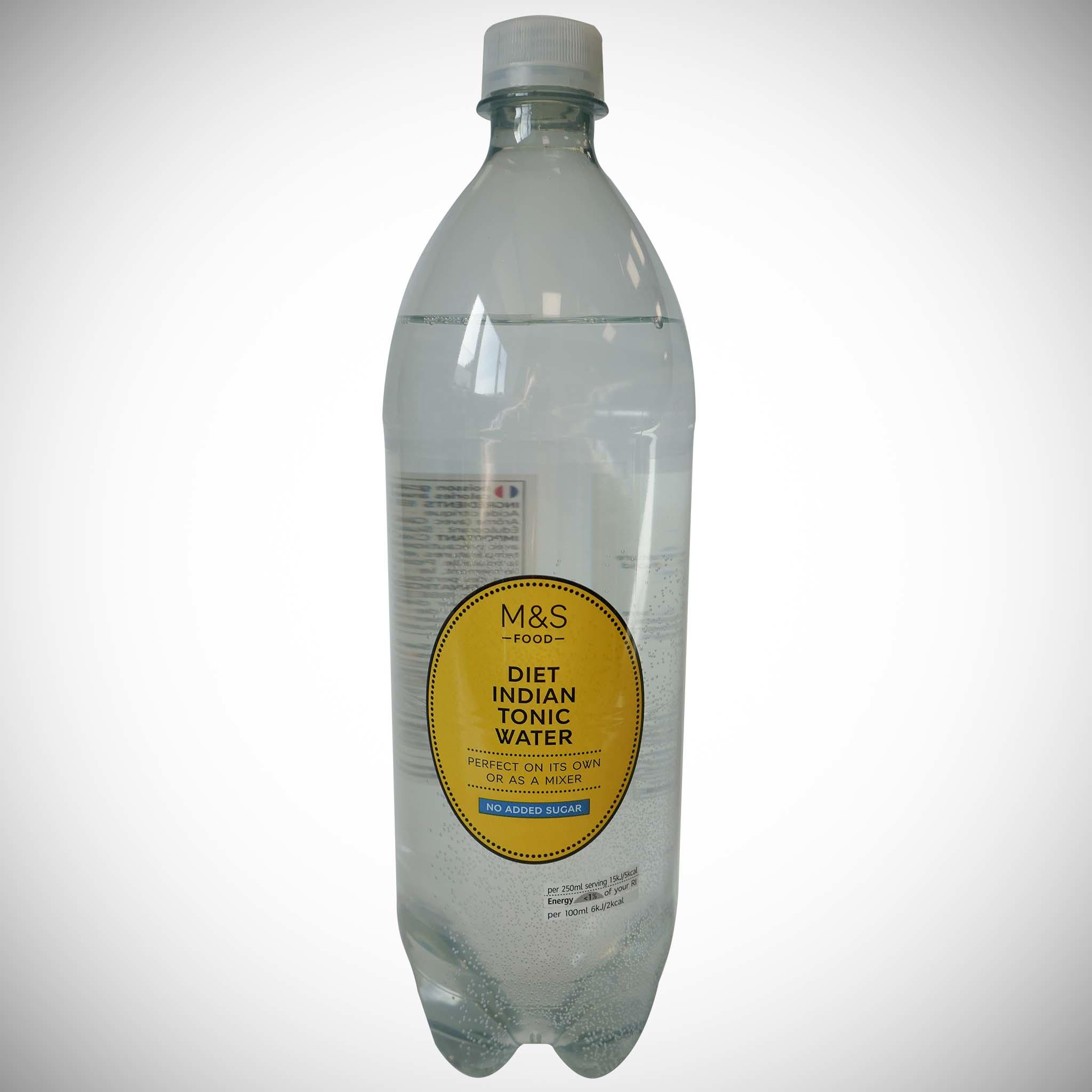 Diet Indian Tonic Water 1l
