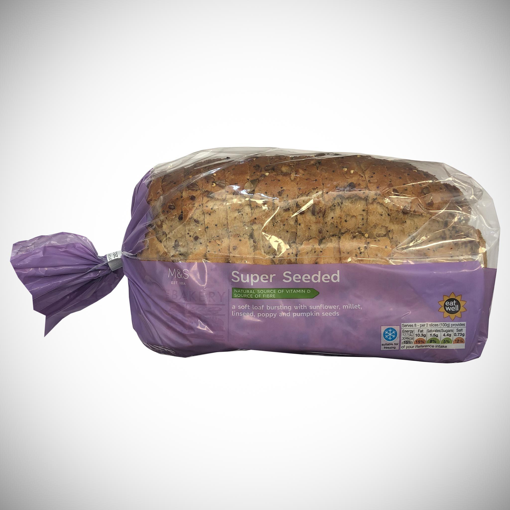 Super Seeded Loaf 800g