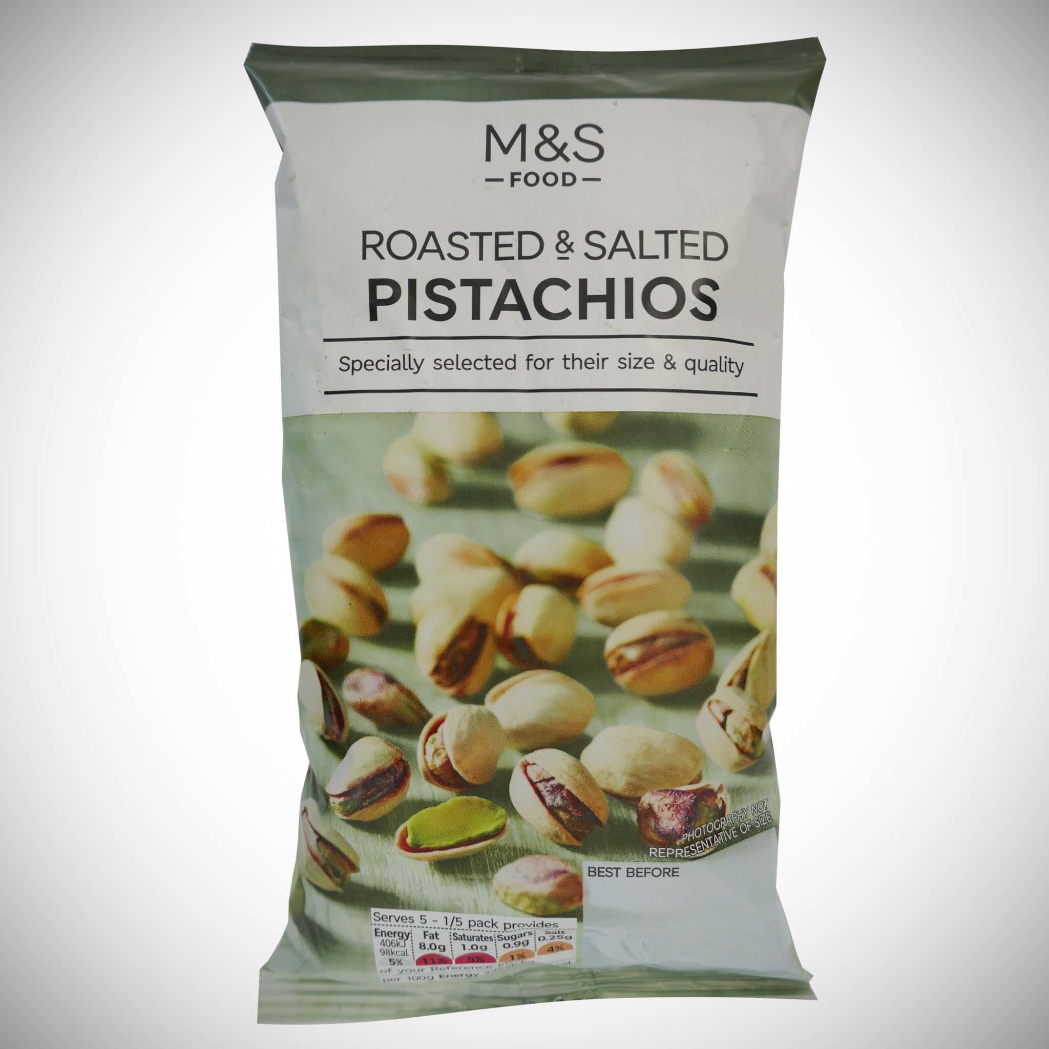 Roasted & Salted Pistachios 150g